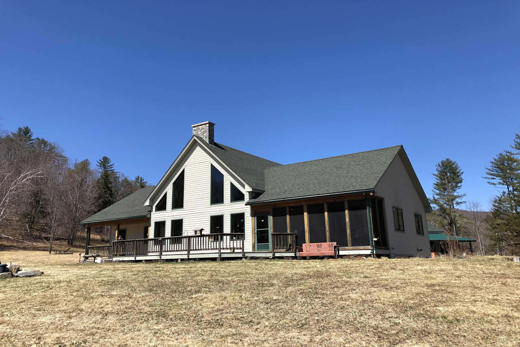 single family homes for Sale at 286 Eddy Rd, Chester 286 Eddy Rd Chester, Vermont 05143 United States
