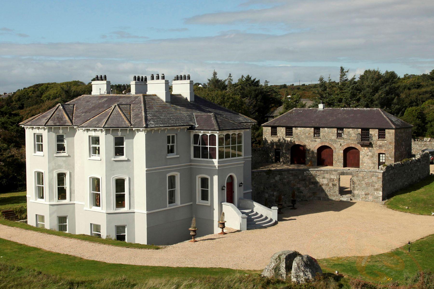 Частный односемейный дом для того Продажа на IRELAND HOUSE Galway, Connaught, Ирландия
