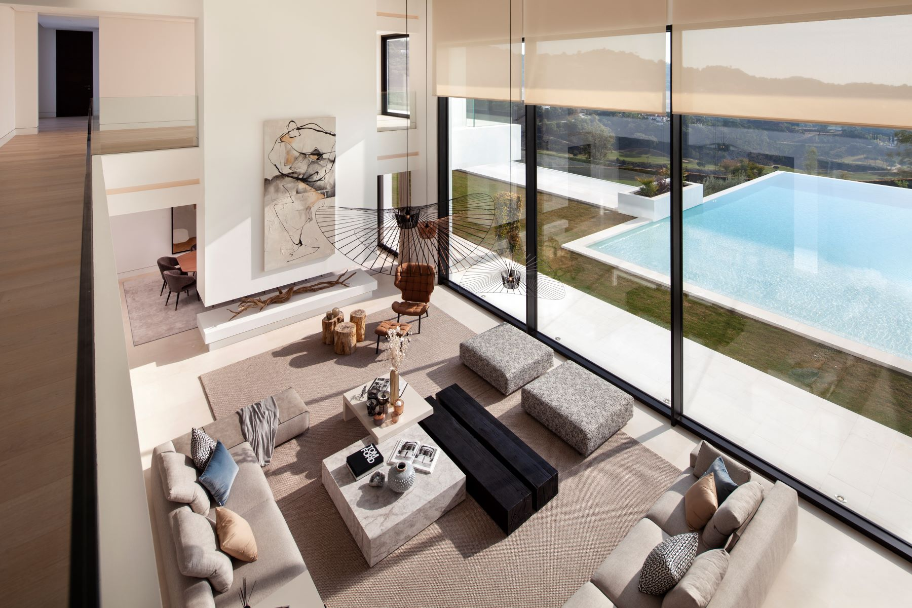 Property for Sale at Contemporary Home in La Zagaleta Golf Resort Other Andalucia, Andalucia Spain