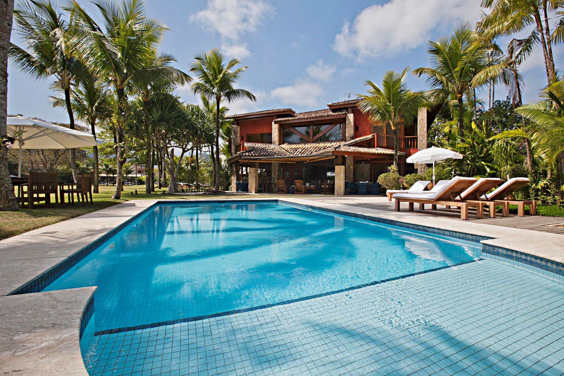 独户住宅 为 销售 在 Beach front and Sophisticated Paraty, 里约热内卢, 巴西