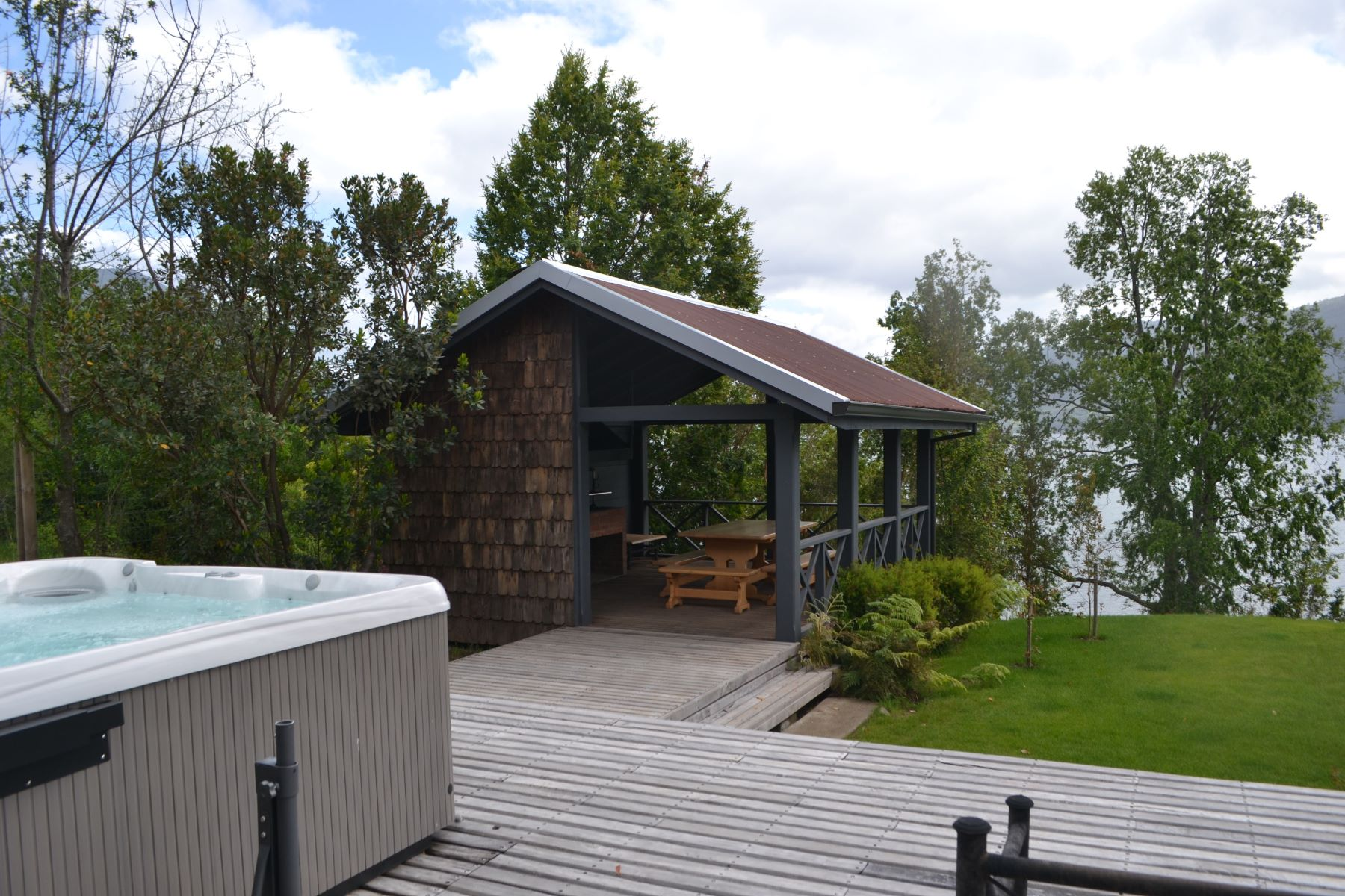 Single Family Homes for Sale at Exclusive lake side property, private beach. Other Los Rios, Los Rios Chile