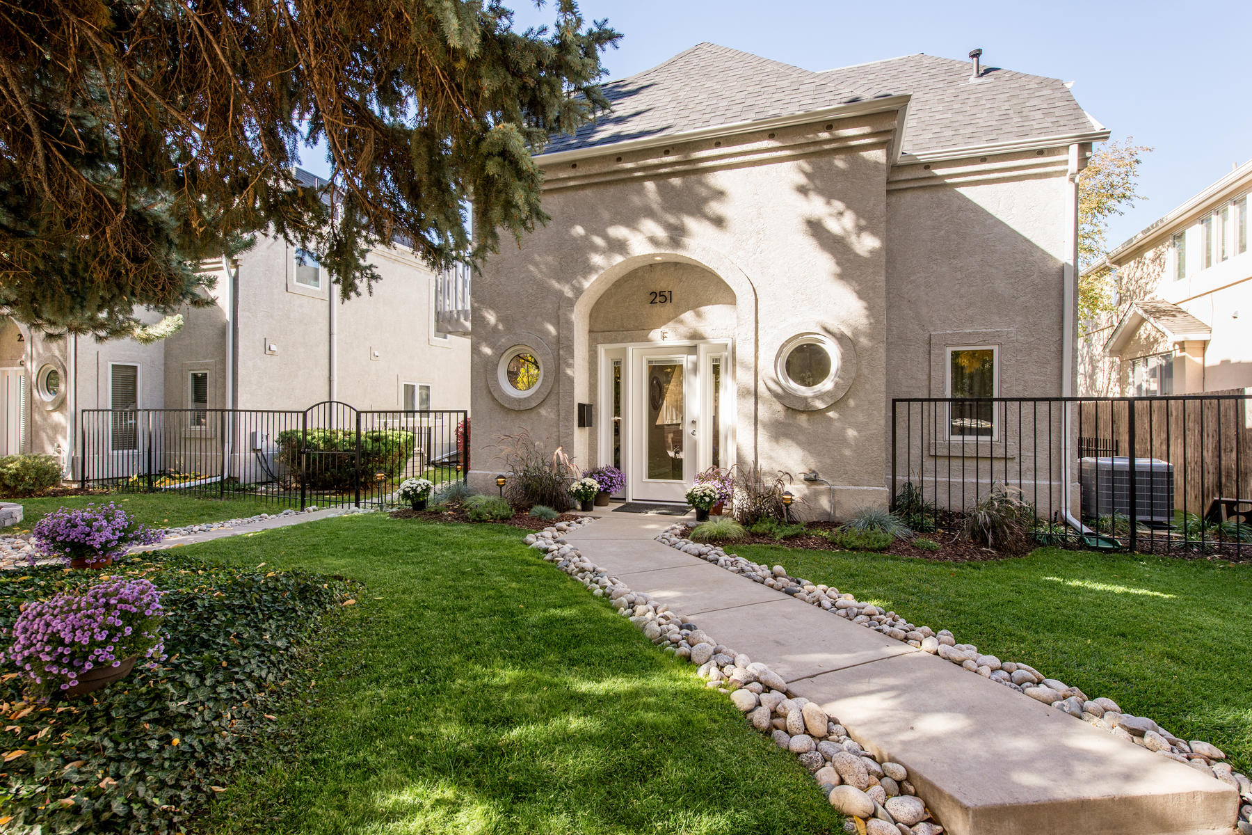 Townhouse for Active at Remarkable Remodel In Denver's Cherry Creek 251 South Garfield Street #F Denver, Colorado 80209 United States