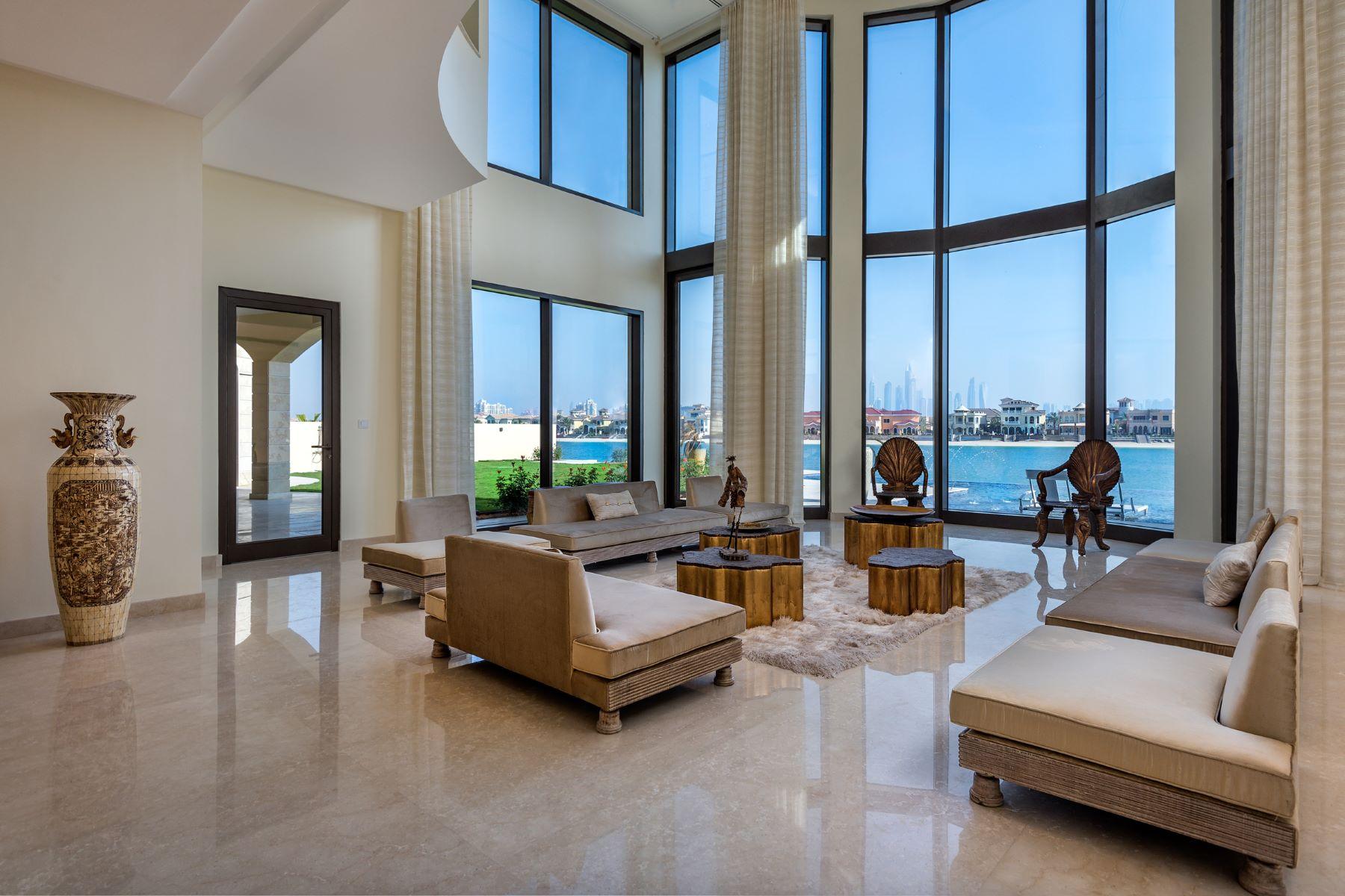 Single Family Home for Sale at Custom Arabesque Contemporary Living Dubai, United Arab Emirates