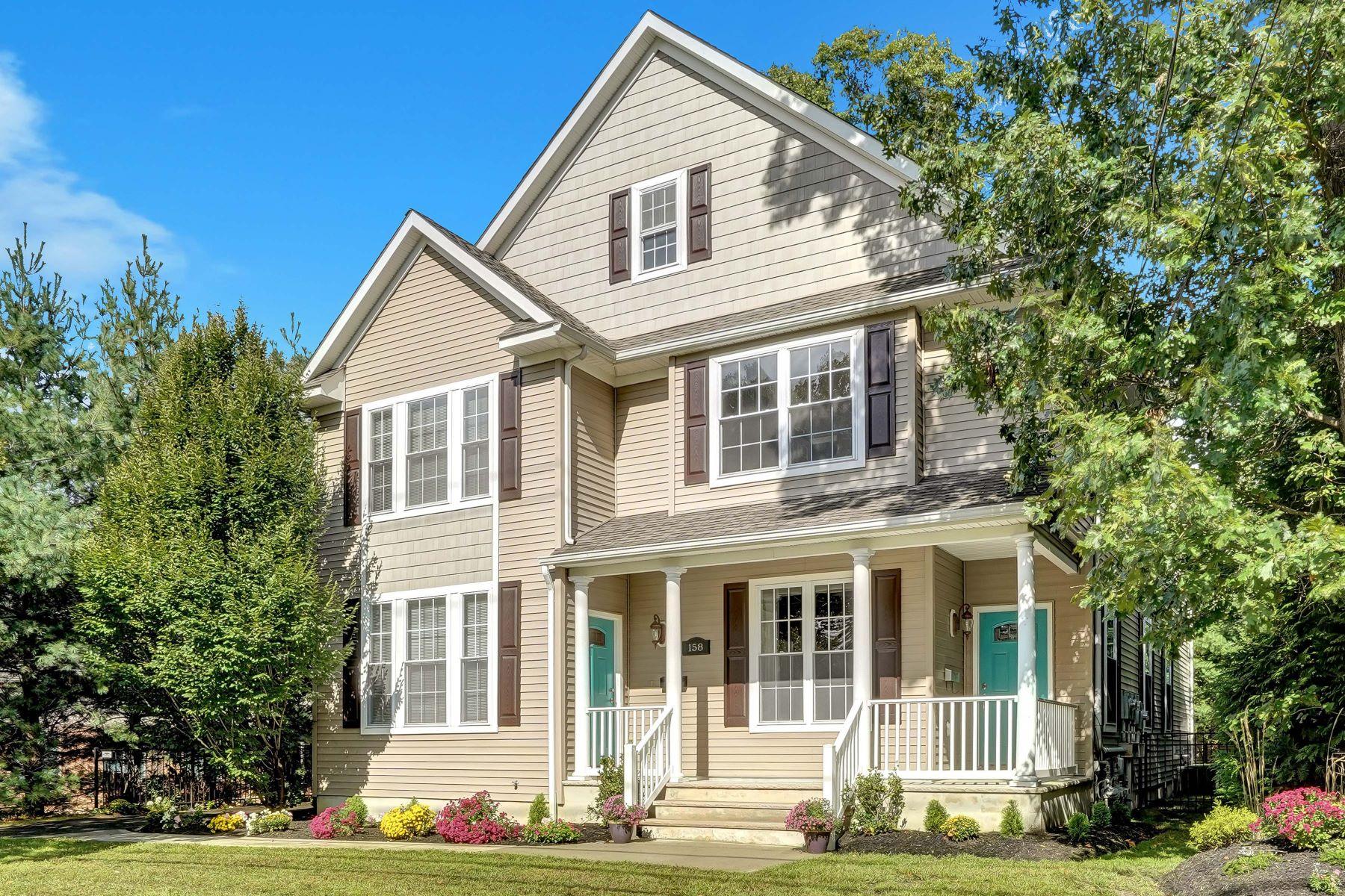 Кондоминиум для того Продажа на Multi Level Condo Commuters Dream 158 Newman Springs Road Unit A, Red Bank, Нью-Джерси 07701 Соединенные Штаты