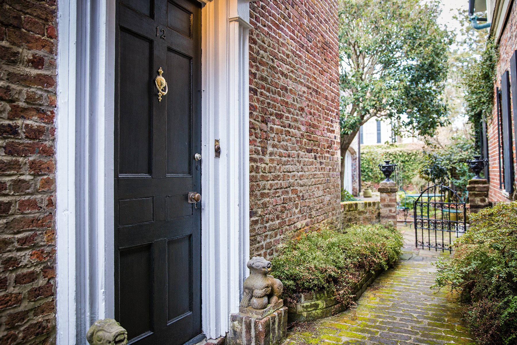 Single Family Home for Sale at 12 Tradd Street South Of Broad, Charleston, South Carolina, 29401 United States