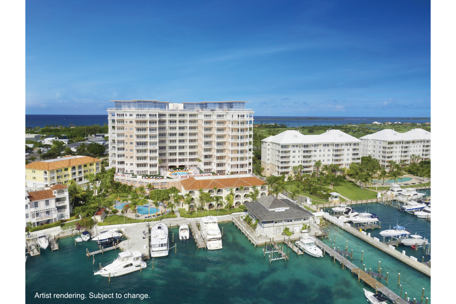 Condominium for Sale at 509 One Ocean Paradise Island, Nassau And Paradise Island Bahamas