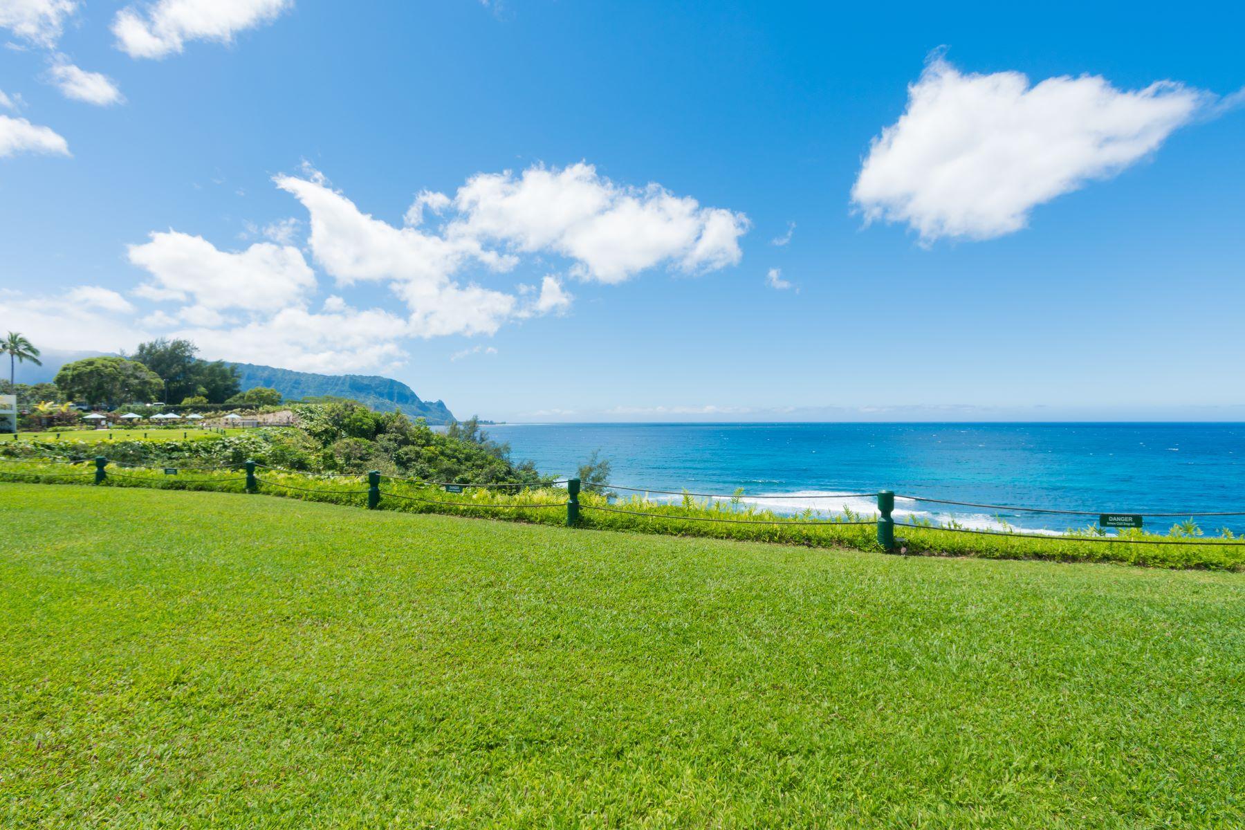Condominiums för Försäljning vid Puu Poa #211 5454 Ka Haku Road #211, Princeville, Hawaii 96722 Förenta staterna