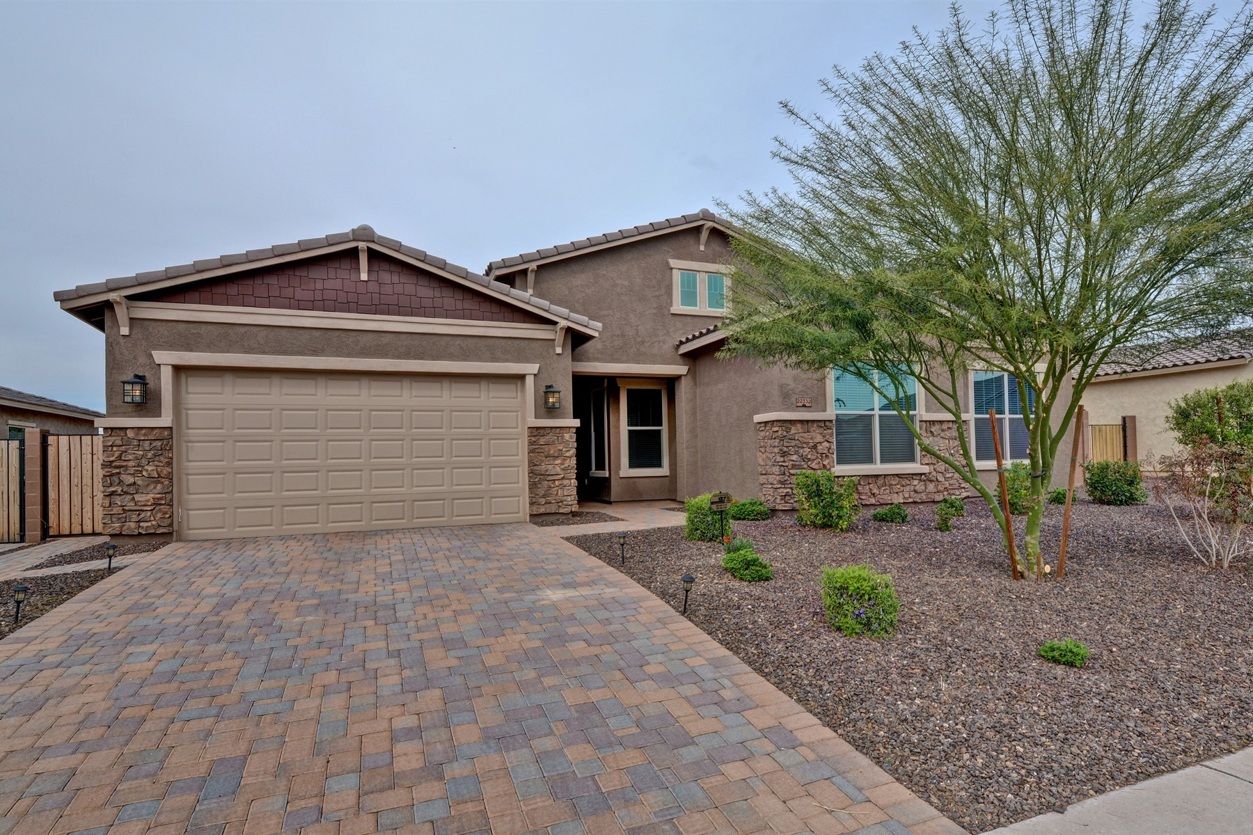 Single Family Homes for Sale at The Meadows at Camino A Lago 22332 N 94TH LN Peoria, Arizona 85383 United States