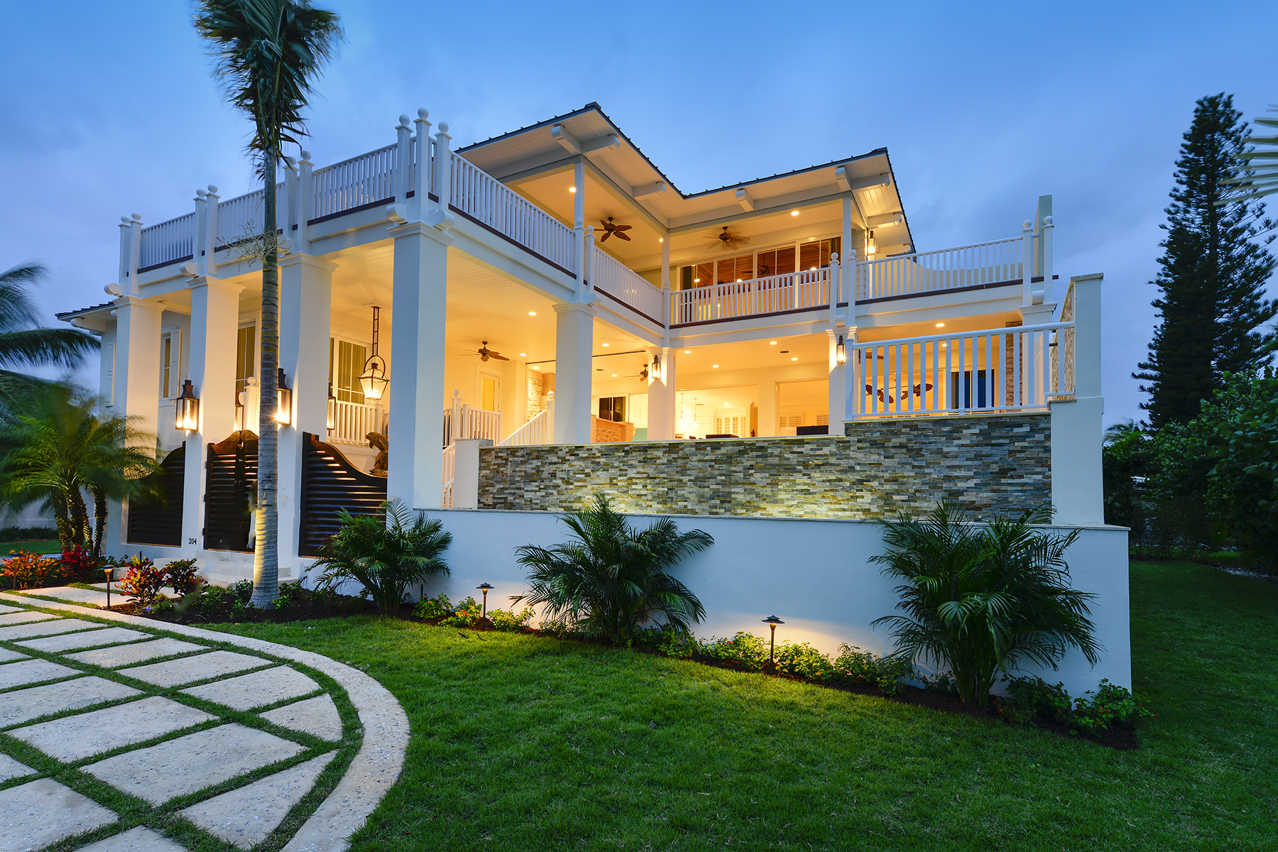 Single Family Home for Sale at Spectacular Villa Cay Home at Ocean Reef 204 Andros Road, Ocean Reef Community, Key Largo, Florida, 33037 United States