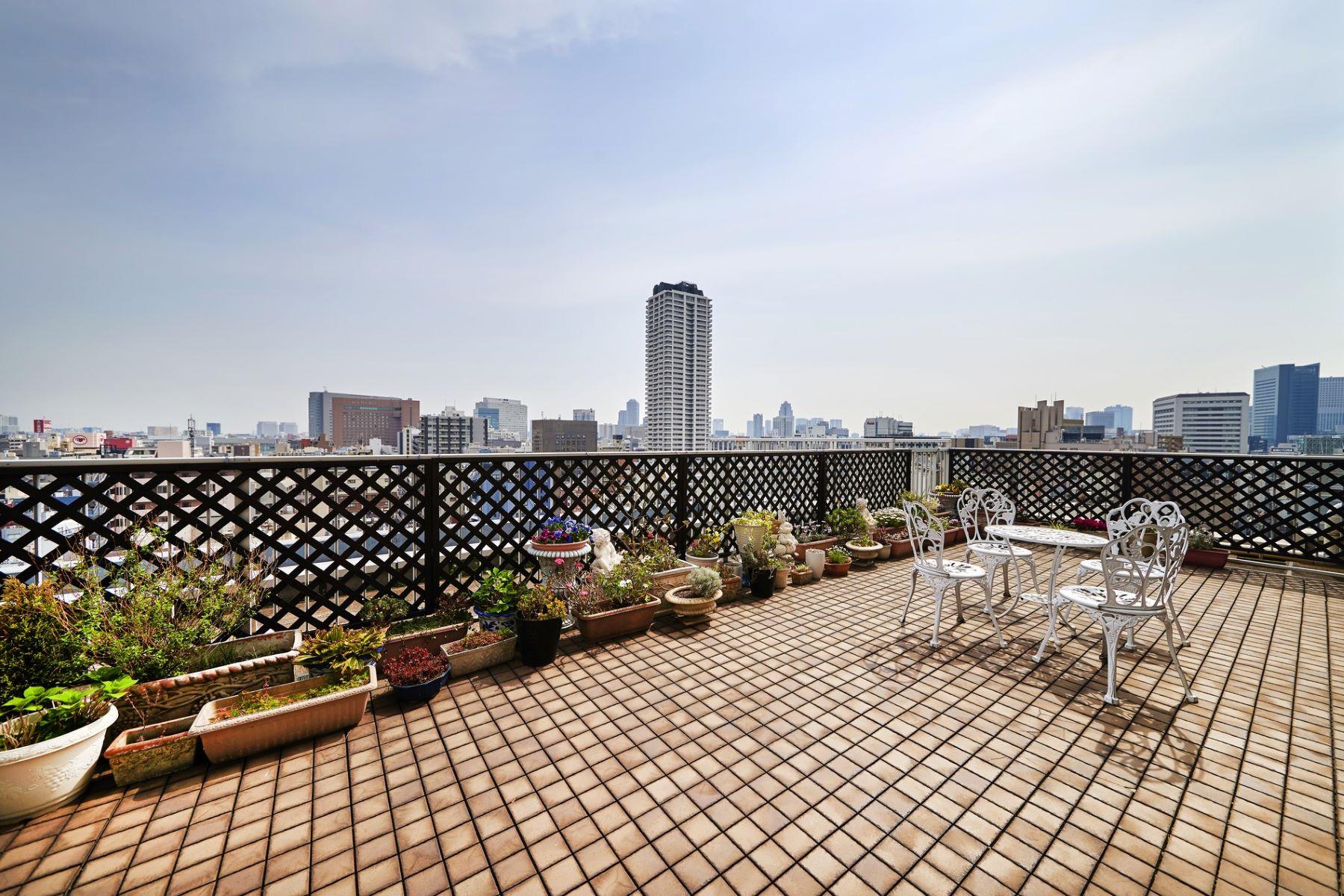 共管式独立产权公寓 为 销售 在 Grand-suite Nihonbashi-ningyocho 中央区, 东京 日本