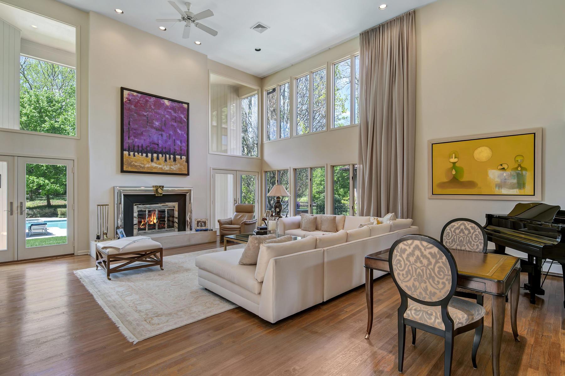 Einfamilienhaus für Verkauf beim Truly a Custom Home 4 Azalea Lane Rumson, New Jersey, 07760 Vereinigte Staaten
