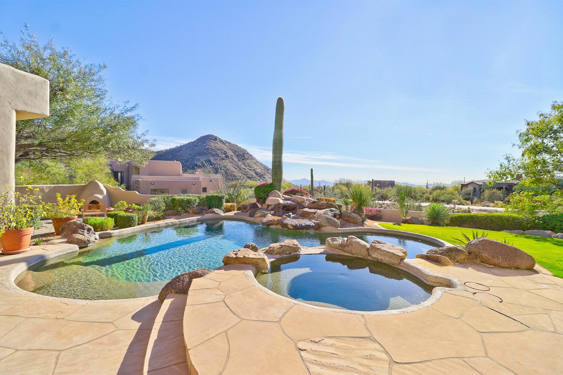 Single Family Home for Sale at Canyon Heights 10029 E Calle De Las Brisas, Scottsdale, Arizona, 85255 United States