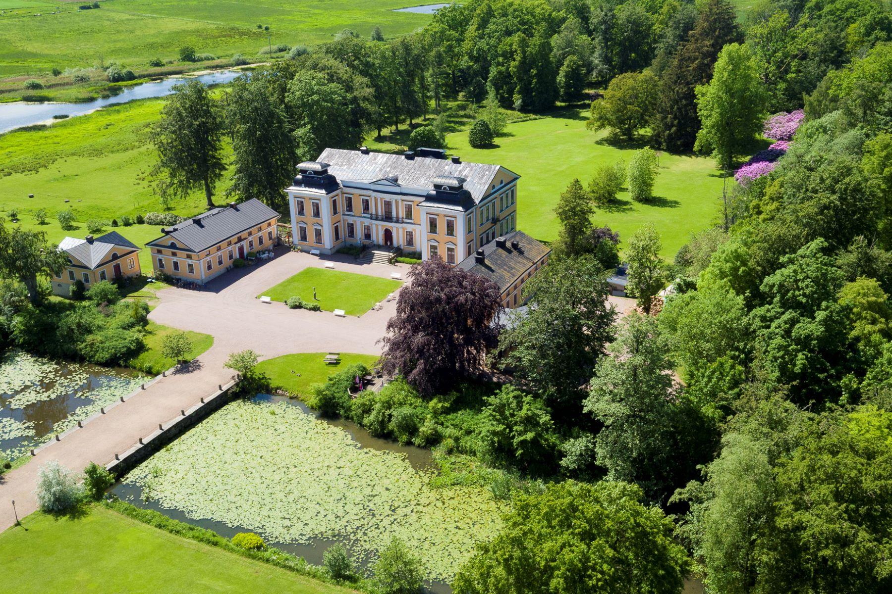 Maison unifamiliale pour l Vente à Skottorp Palace Skottorps Slott Autres Sweden, Autres Régions De Sweden, 31296 Suède