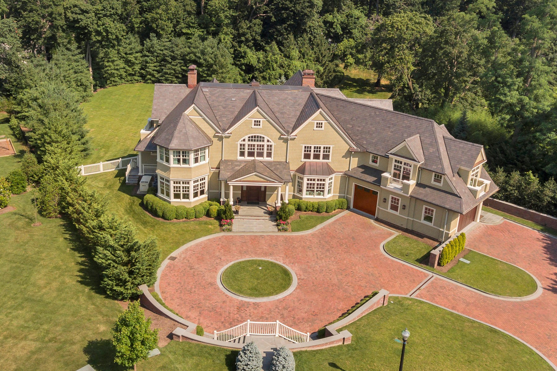 Single Family Home for Sale at Magnificent Custom Estate 11 Sugar Maple Ln Rumson, New Jersey 07760 United States