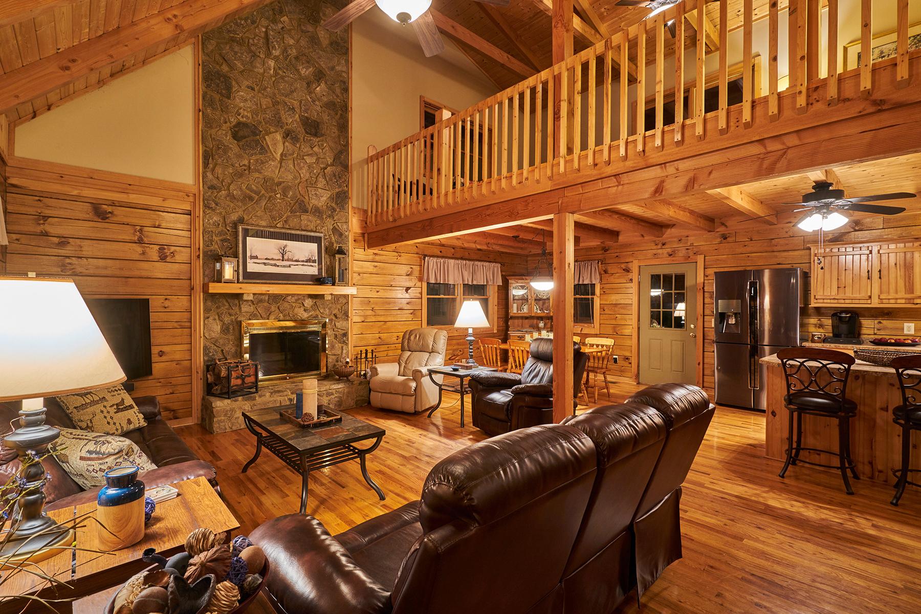Single Family Homes for Active at SUGAR GROVE 985 Laurel Creek Rd Sugar Grove, North Carolina 28679 United States