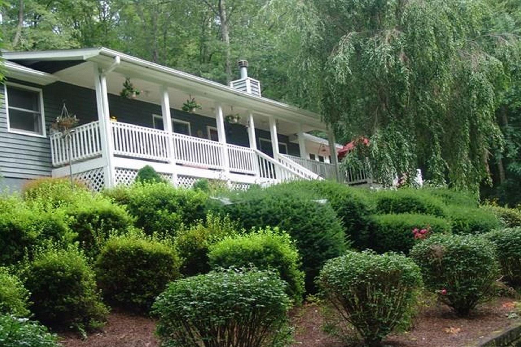 단독 가정 주택 용 매매 에 375 Grandaddy Still Road Scaly Mountain, 노스캐놀라이나, 28775 미국