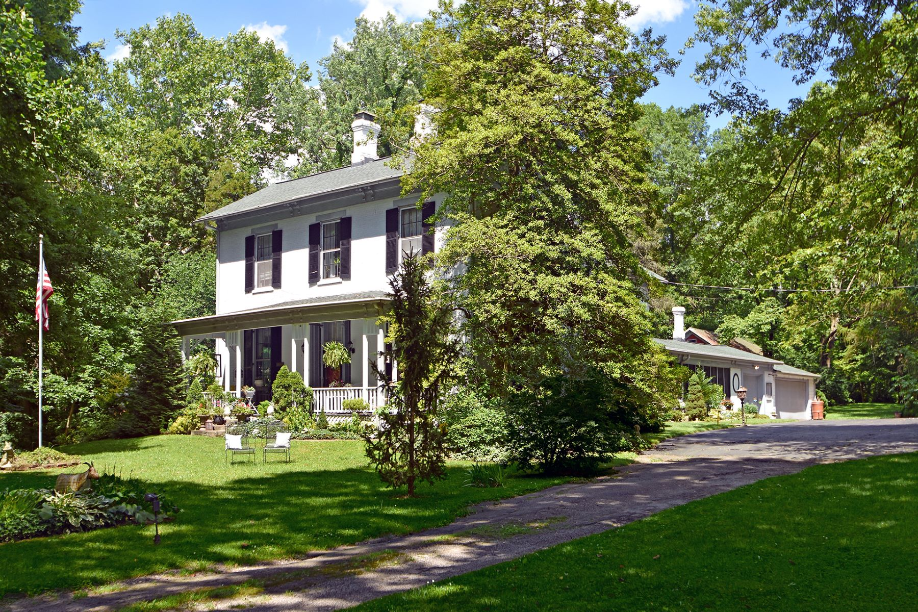 Single Family Homes für Verkauf beim 1861 Inn - The Penn Estate 300 N Riverside Dr, Cincinnati, Ohio 45103 Vereinigte Staaten