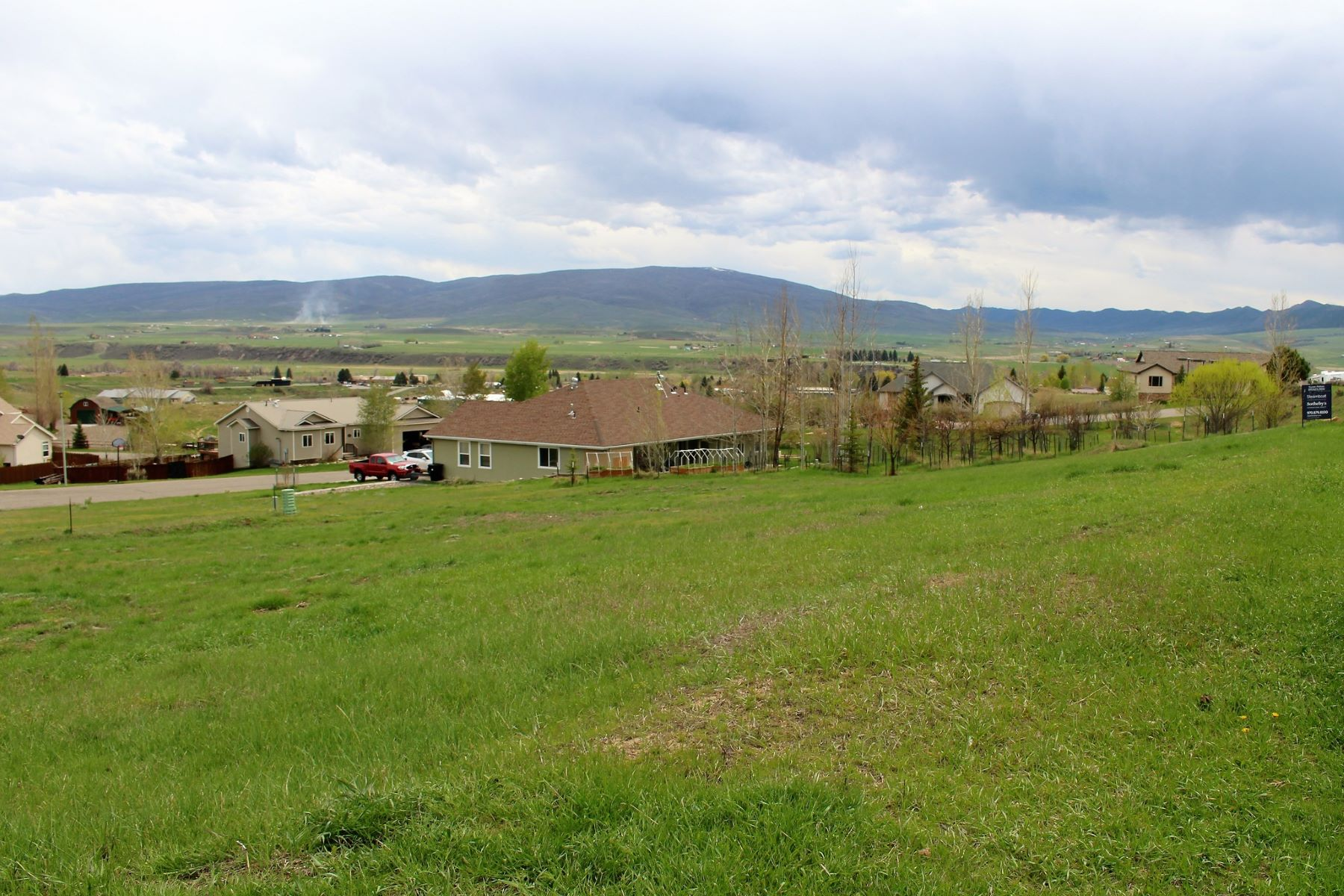 Land for Active at Build your Dream Home in Sage Hills Silver Sage Road Meeker, Colorado 81641 United States