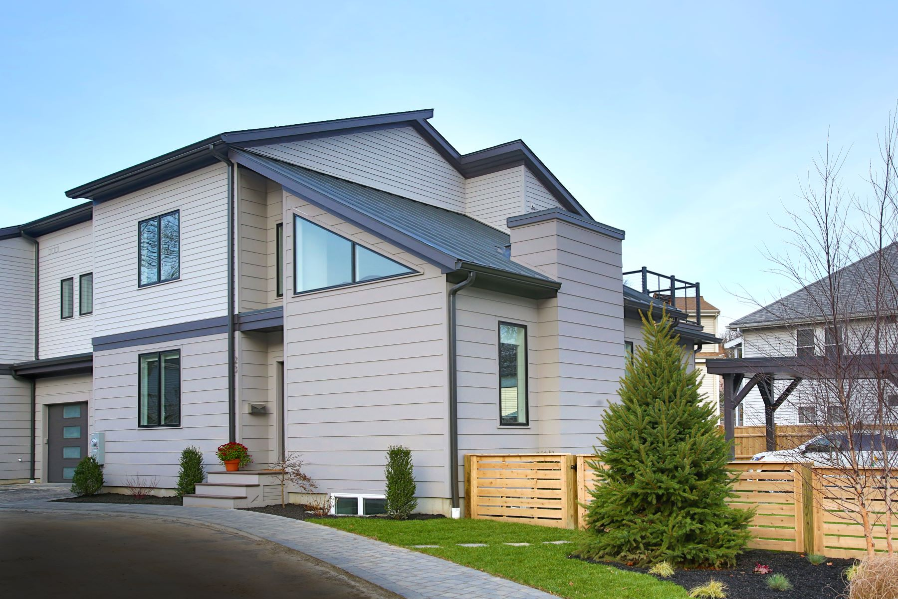Single Family Home for Active at 23 Auburndale Ave Newton, Massachusetts 02465 United States