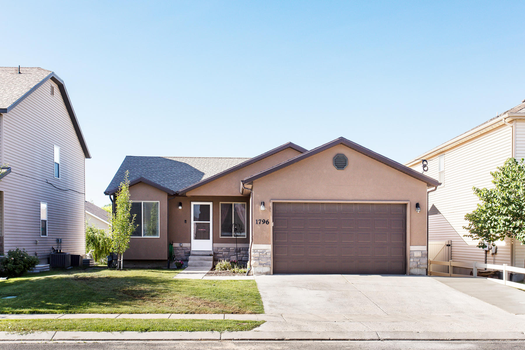 Single Family Homes for Active at Thoughtfully Updated Throughout 1796 E Church Way Eagle Mountain, Utah 84005 United States