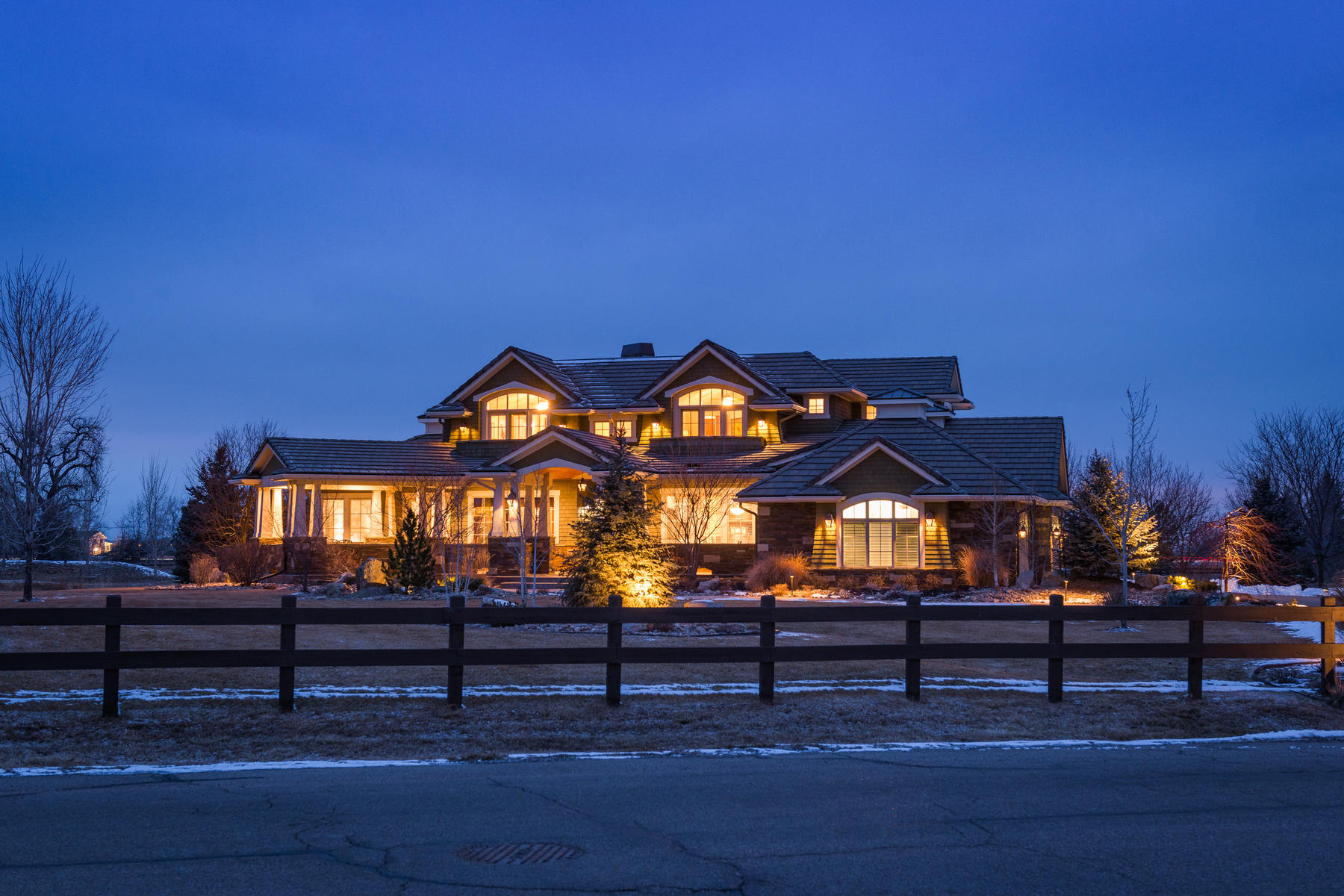 Single Family Home for Sale at Incredible Views In White Hawk Ranch 1459 White Hawk Ranch Dr., Boulder, Colorado, 80303 United States