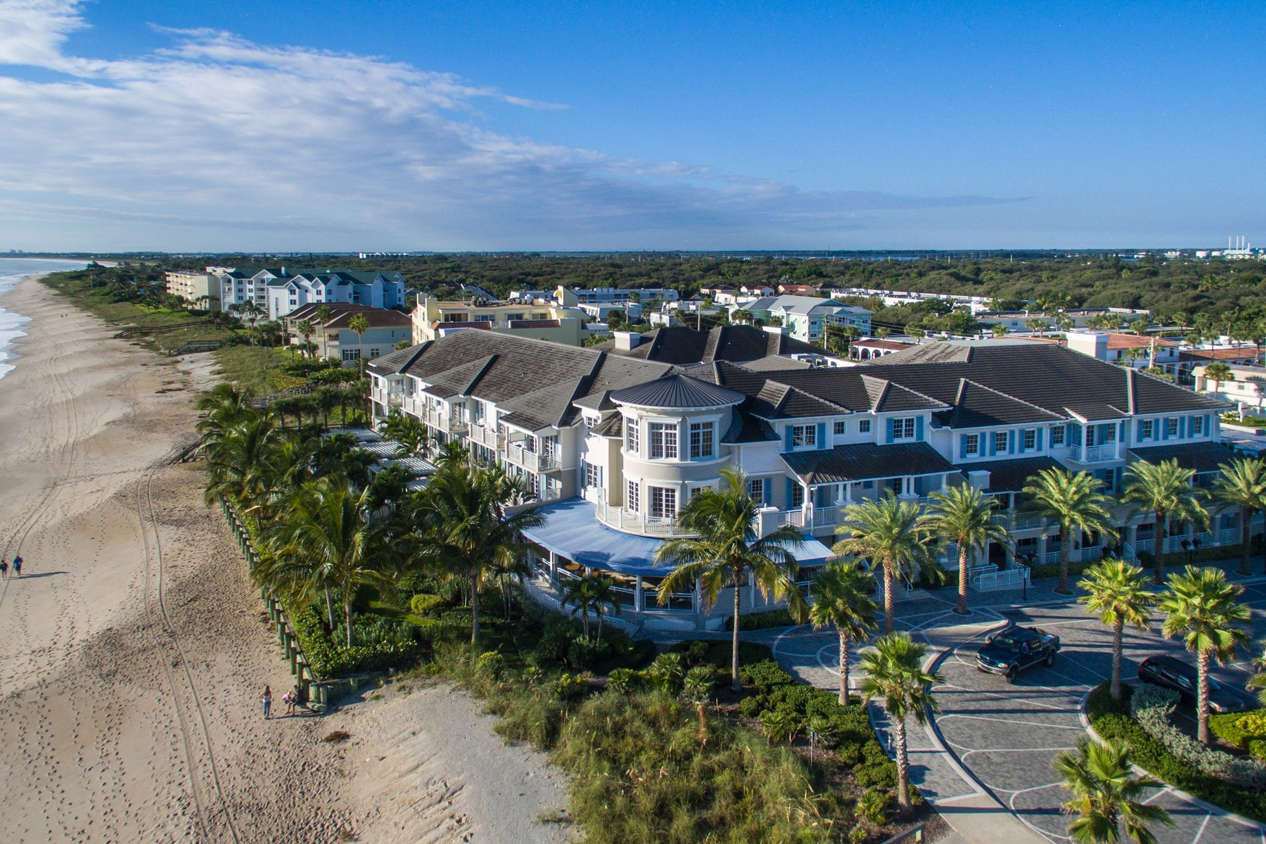 Condominium for Sale at Ocean Park Penthouse with Panoramic Views 1010 Easter Lily Lane, #204 Vero Beach, Florida 32963 United States
