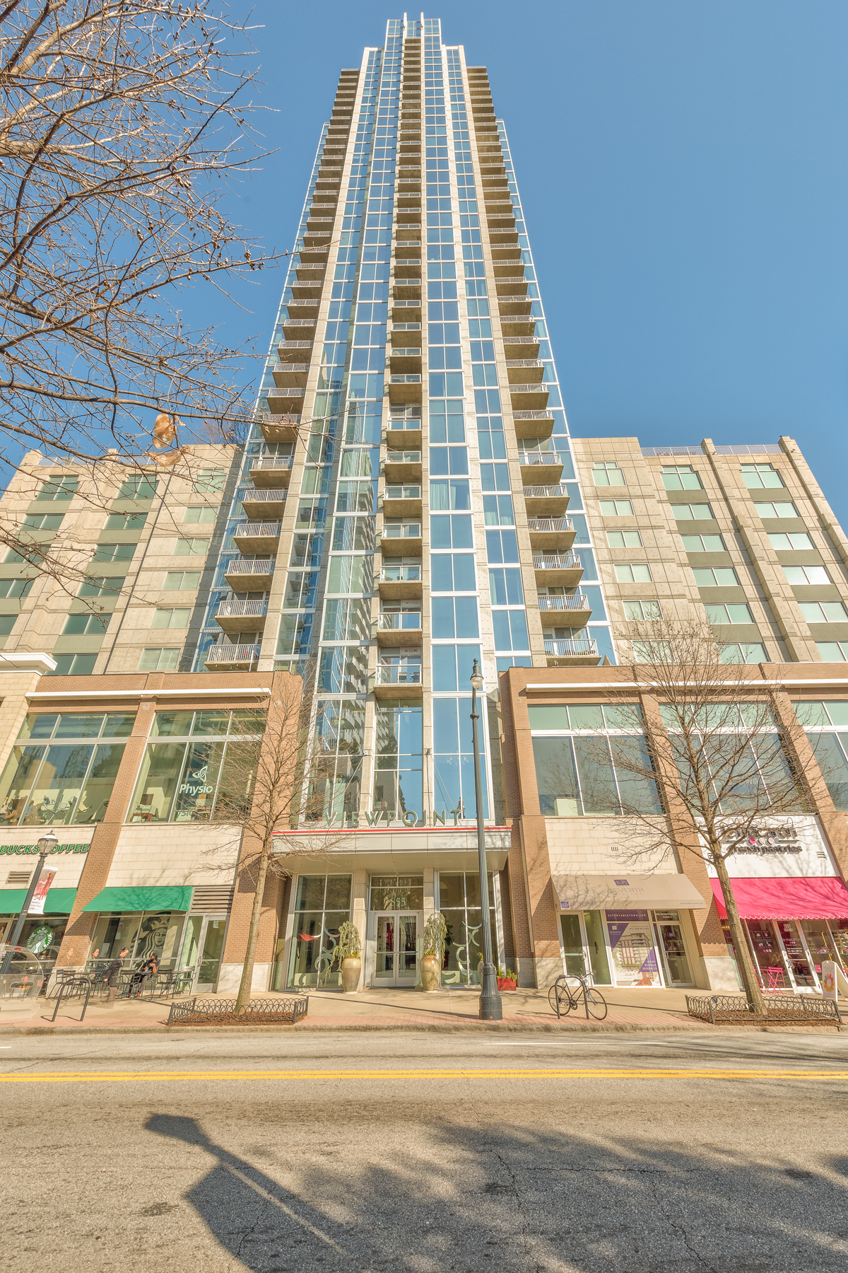 콘도미니엄 용 매매 에 Live In The Heart Of Midtown In Highly Desirable Viewpoint 855 Peachtree Street Unit 1304 Atlanta, 조지아, 30308 미국