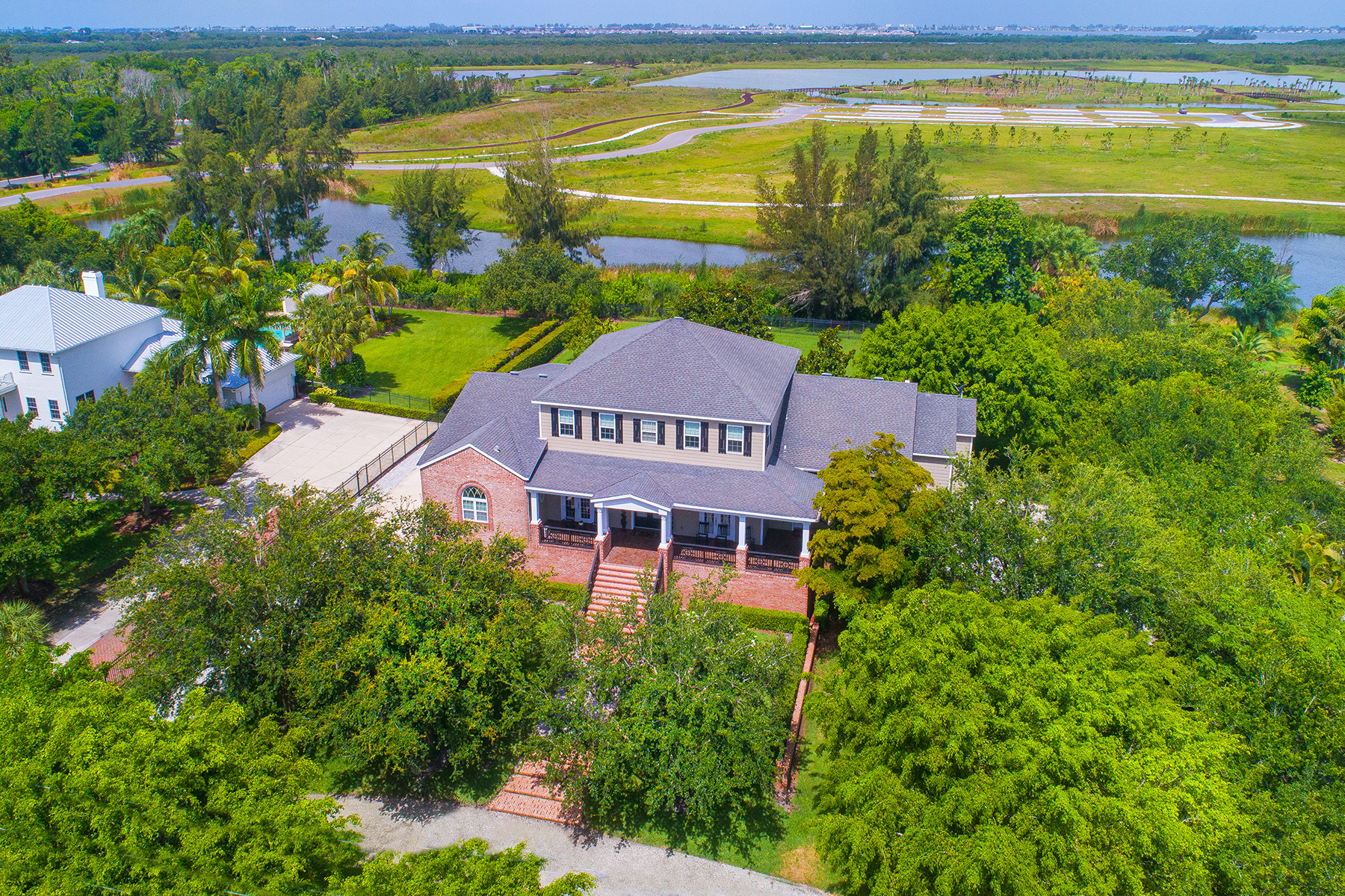 Single Family Homes for Sale at ROBINSON PRESERVE 1016 99th St Nw Bradenton, Florida 34209 United States