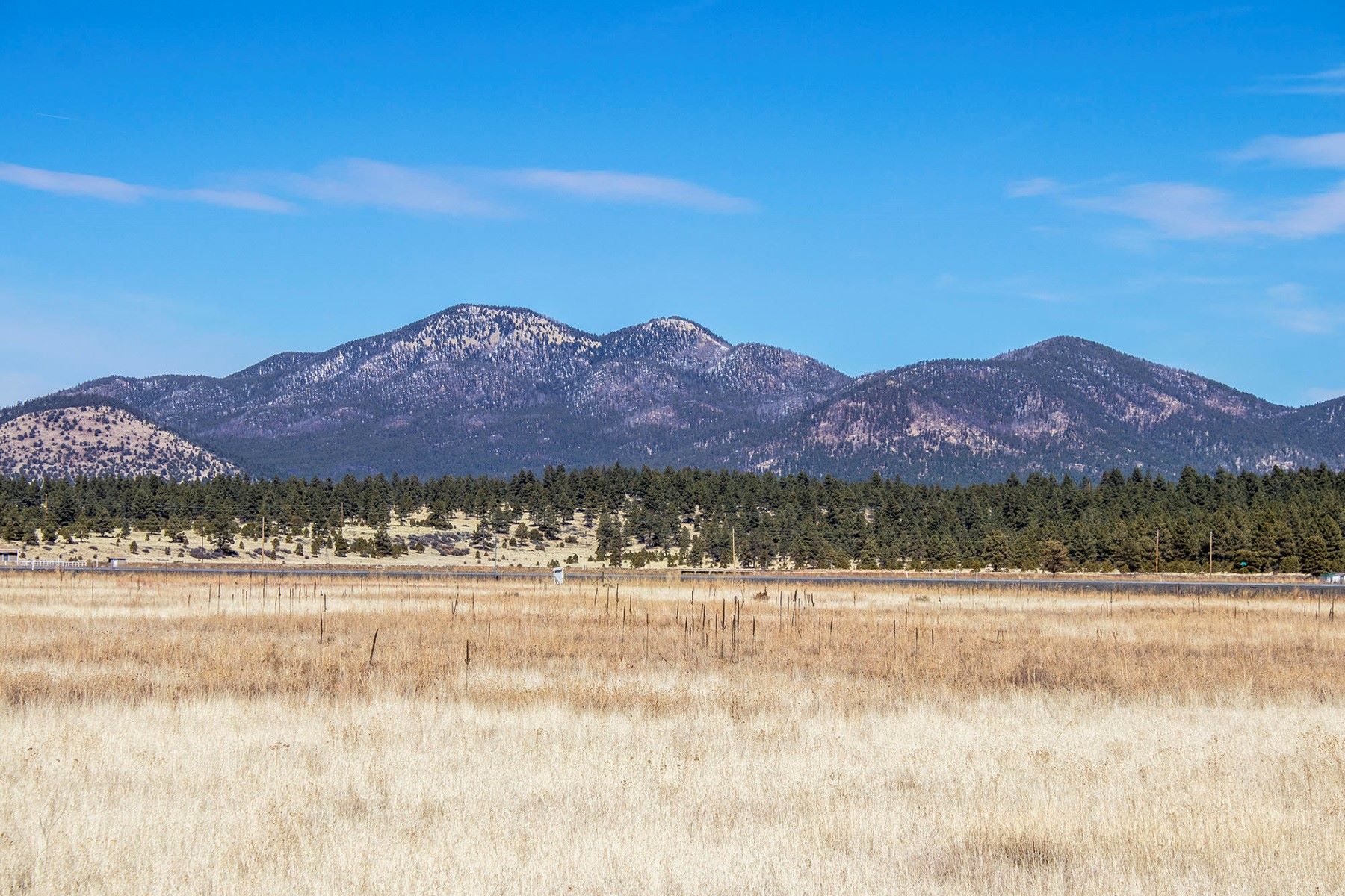 Land for Sale at Mountain and Forest Views 8152 Pittman Valley RD Williams, Arizona 86046 United States