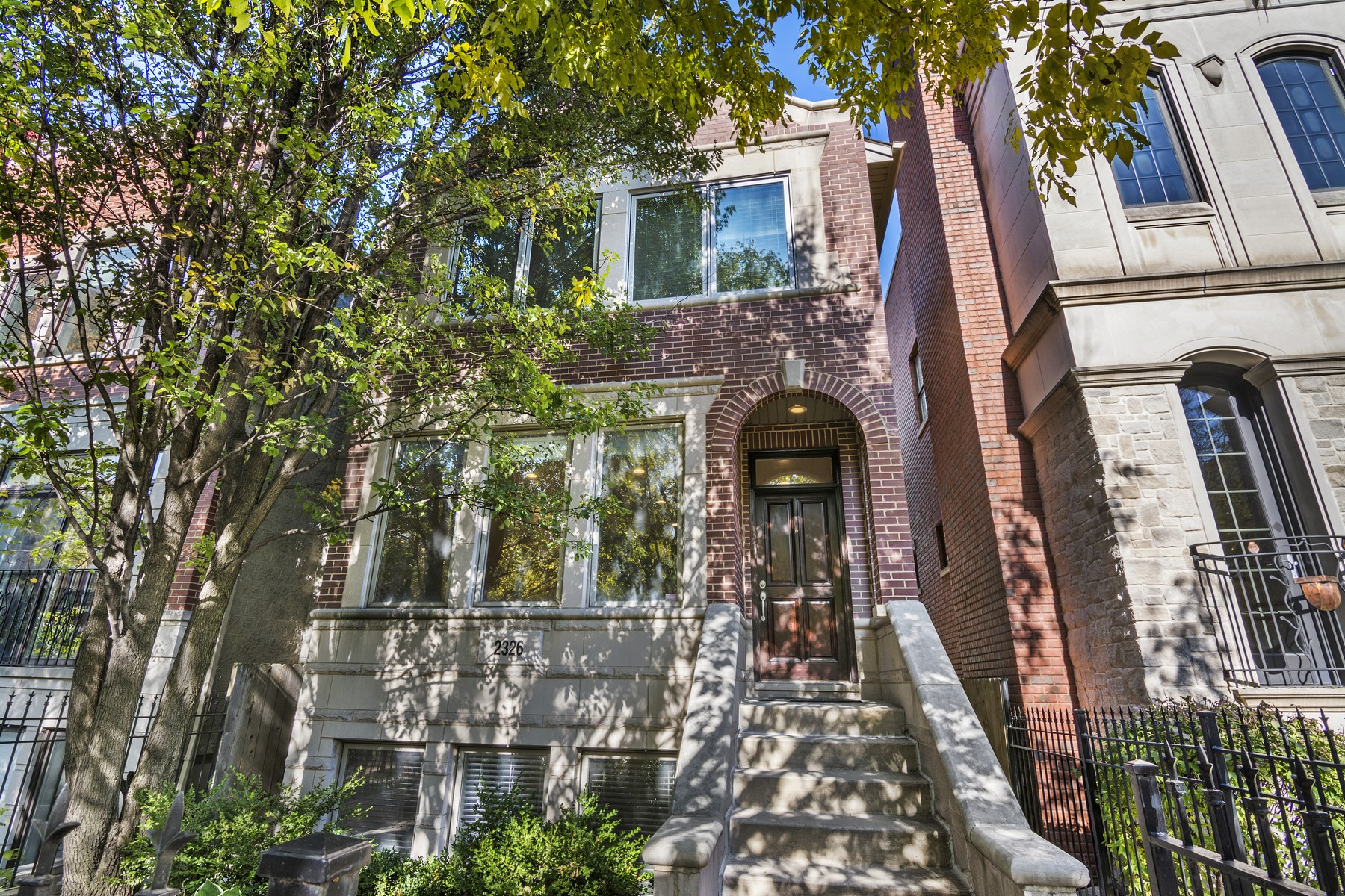 Single Family Home for Sale at 2326 W Charleston St 2326 W Charleston Street, Logan Square, Chicago, Illinois, 60647 United States