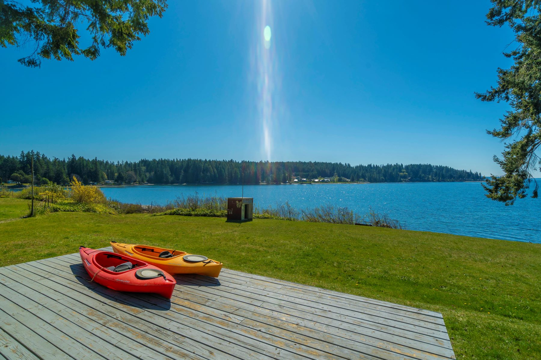 Single Family Homes for Sale at OysterHouseLiving.com 11312 192nd Av Ct, Gig Harbor, Washington WA United States