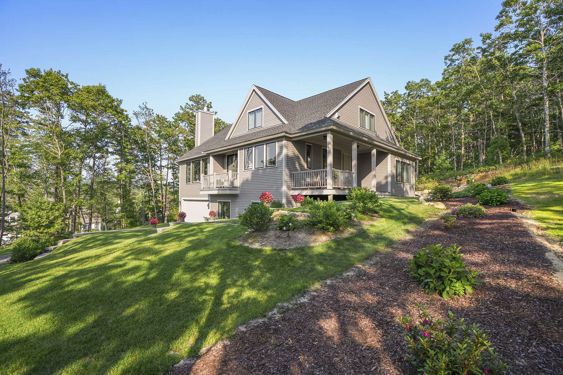 Single Family Homes for Sale at 3 Ridgeview Plymouth, Massachusetts 02360 United States