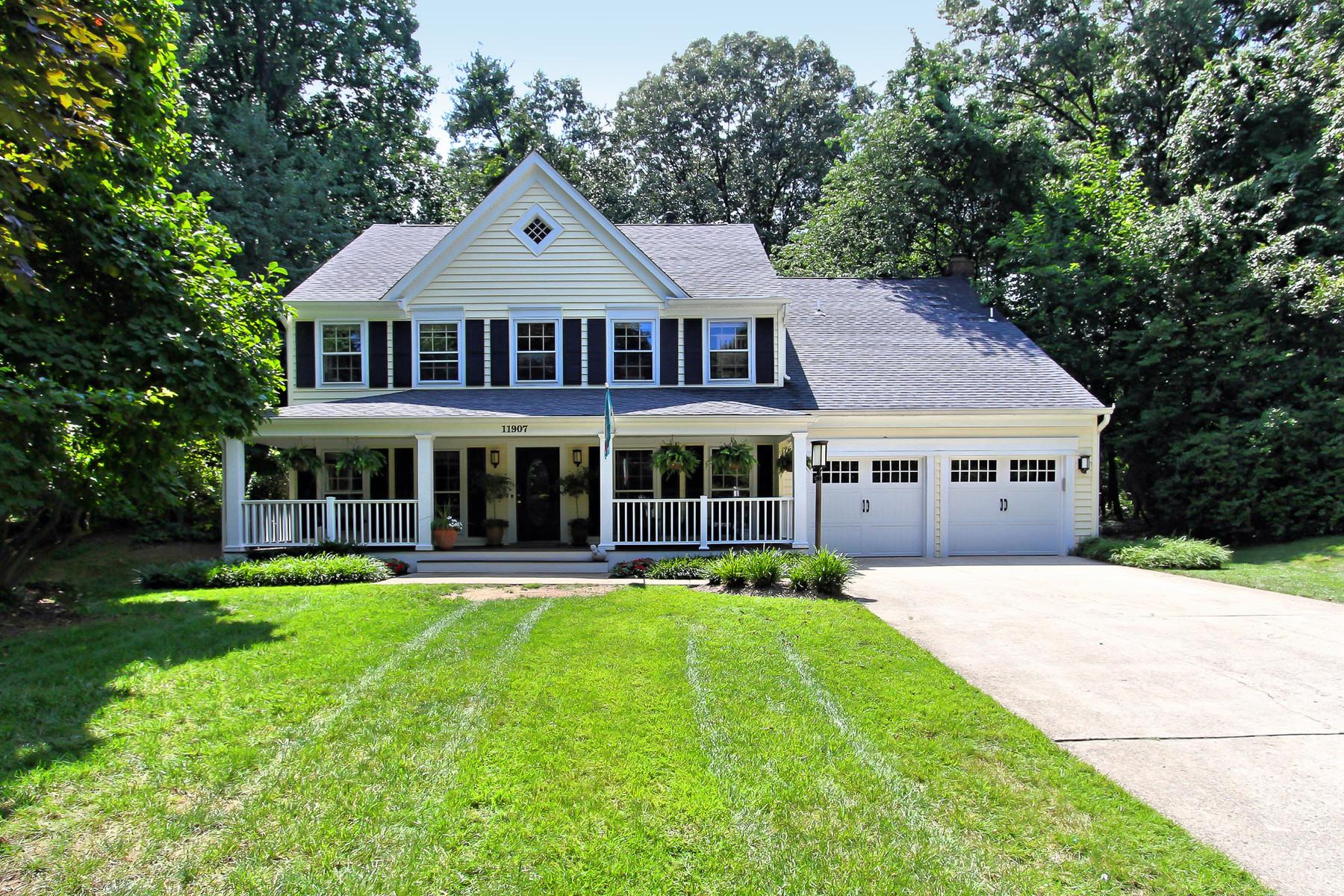 Villa per Vendita alle ore 11907 Fawn Ridge Lane, Reston 11907 Fawn Ridge Ln Reston, Virginia 20194 Stati Uniti