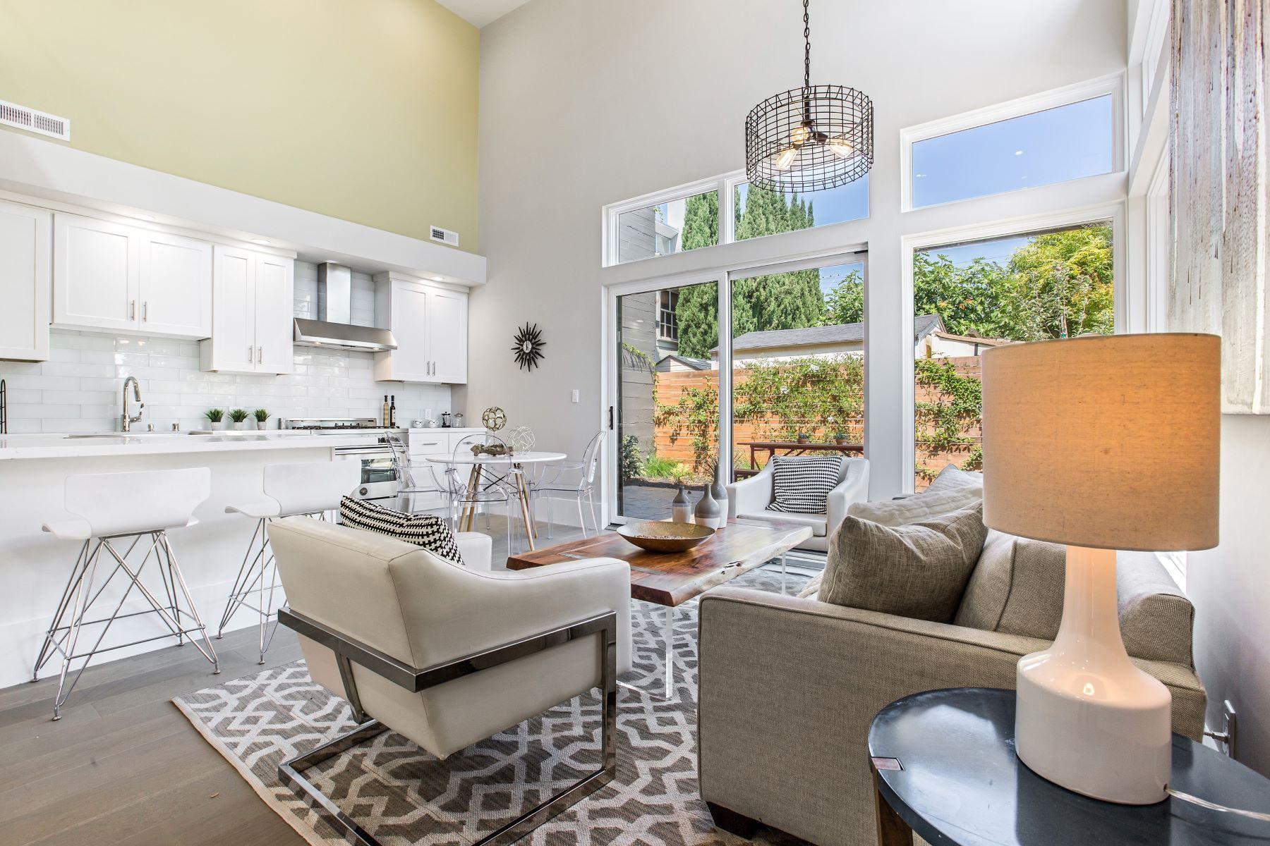 Eigentumswohnung für Verkauf beim Exquisite Doyle Street Loft 5534 Doyle Street Emeryville, Kalifornien 94608 Vereinigte Staaten