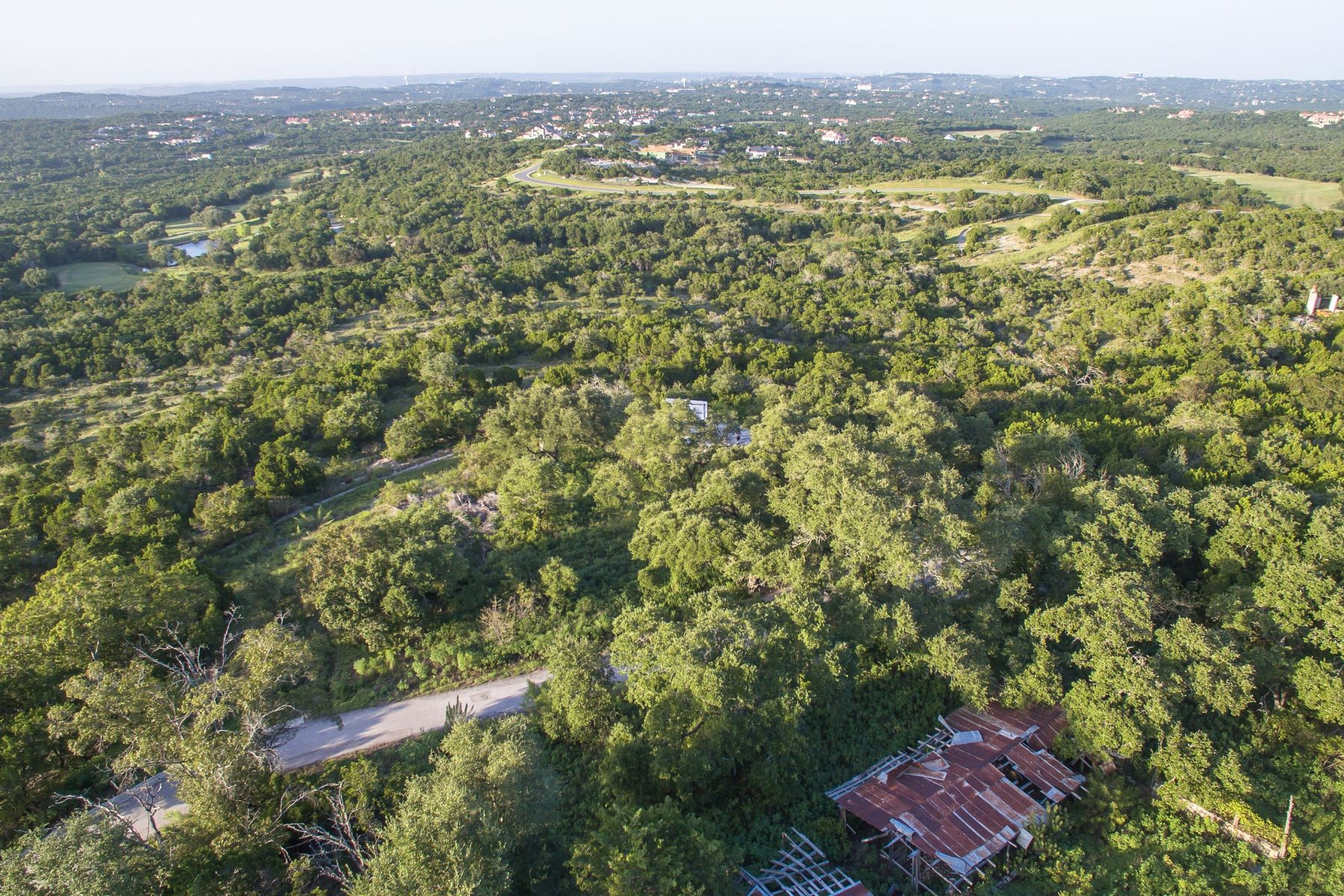 Terreno por un Venta en 50 Mile Panoramic Views 8718 Southwest Pkwy 1 & 2 Austin, Texas 78735 Estados Unidos