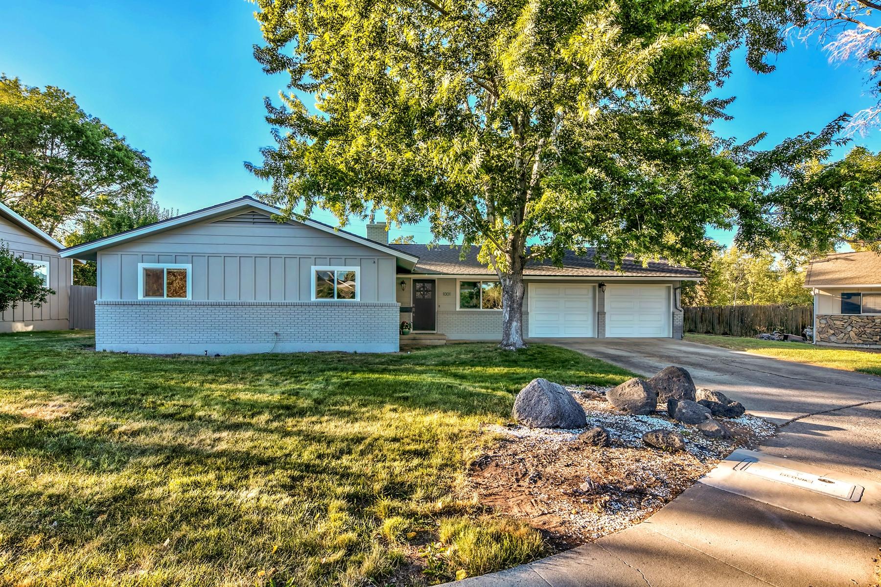 Property 为 销售 在 1001 Golconda Drive, Reno, Nevada 1001 Golconda Dr. 里诺, 内华达州 89509 美国