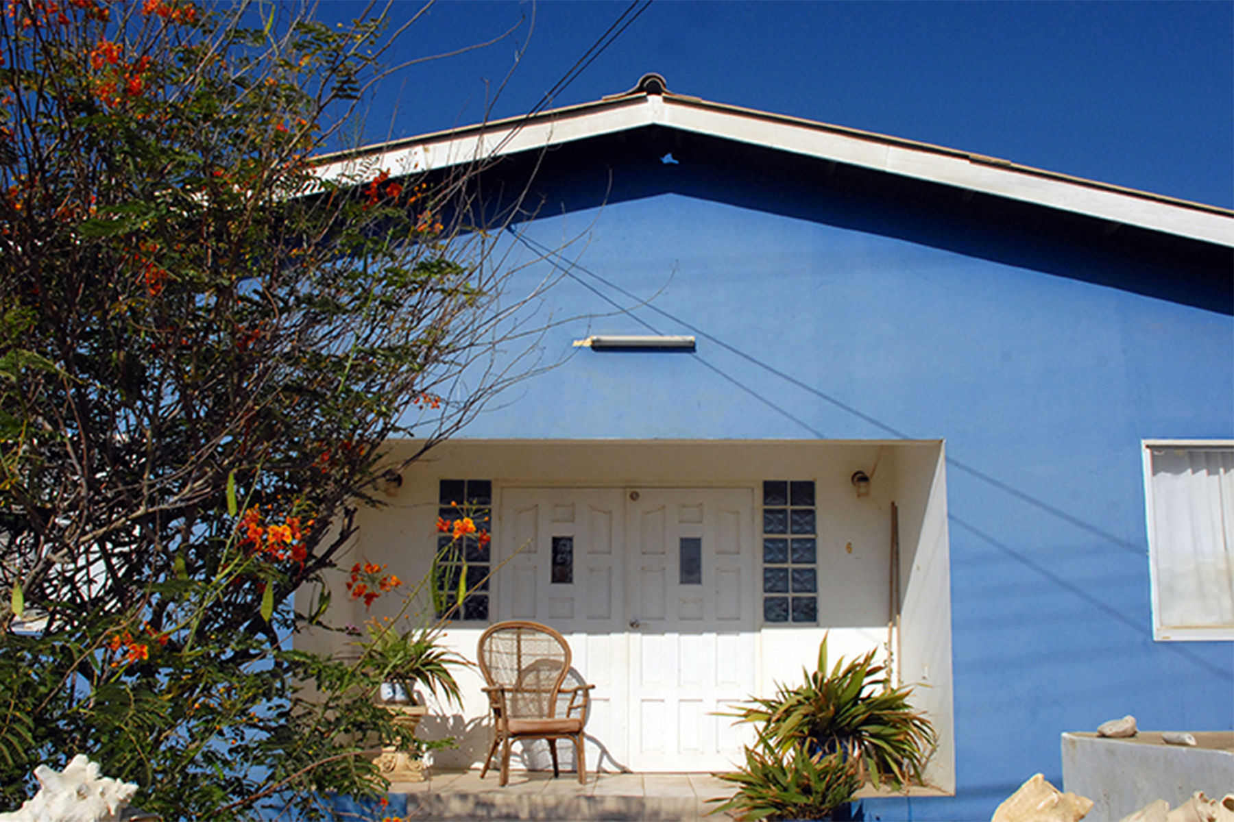 Additional photo for property listing at Kas Blau Kralendijk,  Bonaire