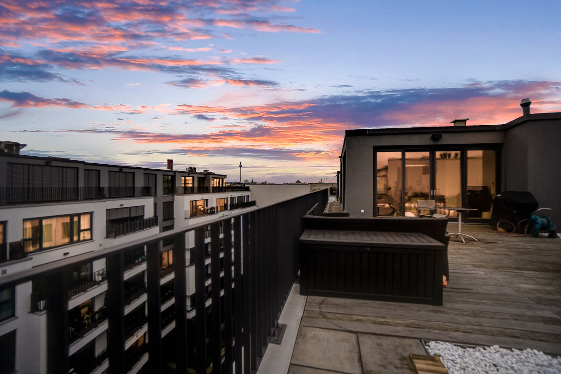 Apartments for Sale at PENTHOUSE - THE MILE - with Rooftop Terracce Berlin MITTE Chausseestraße 37 Berlin, Berlin 10115 Germany