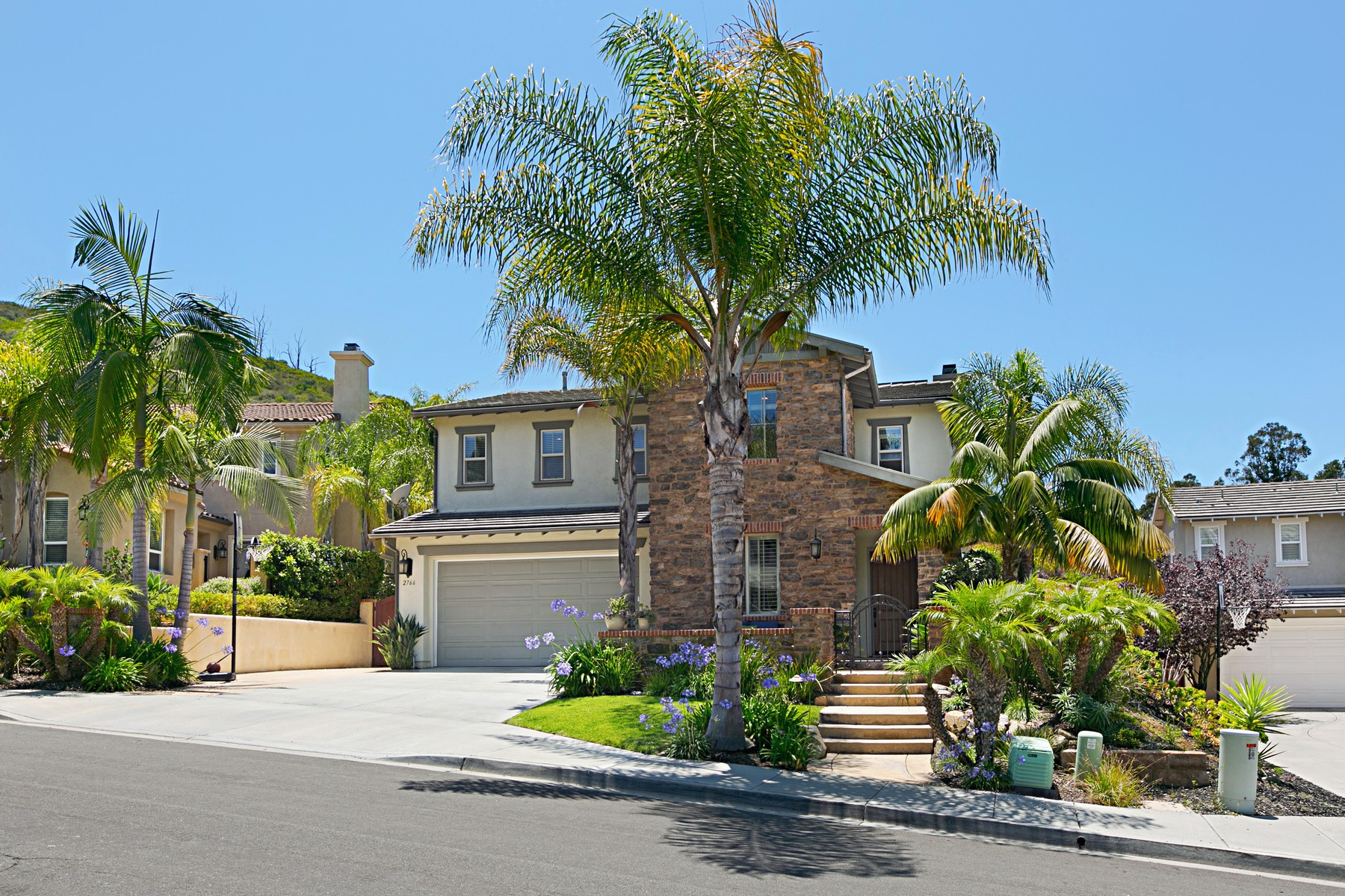 Single Family Homes for Sale at 2766 Dove Tail Drive San Marcos, California 92078 United States