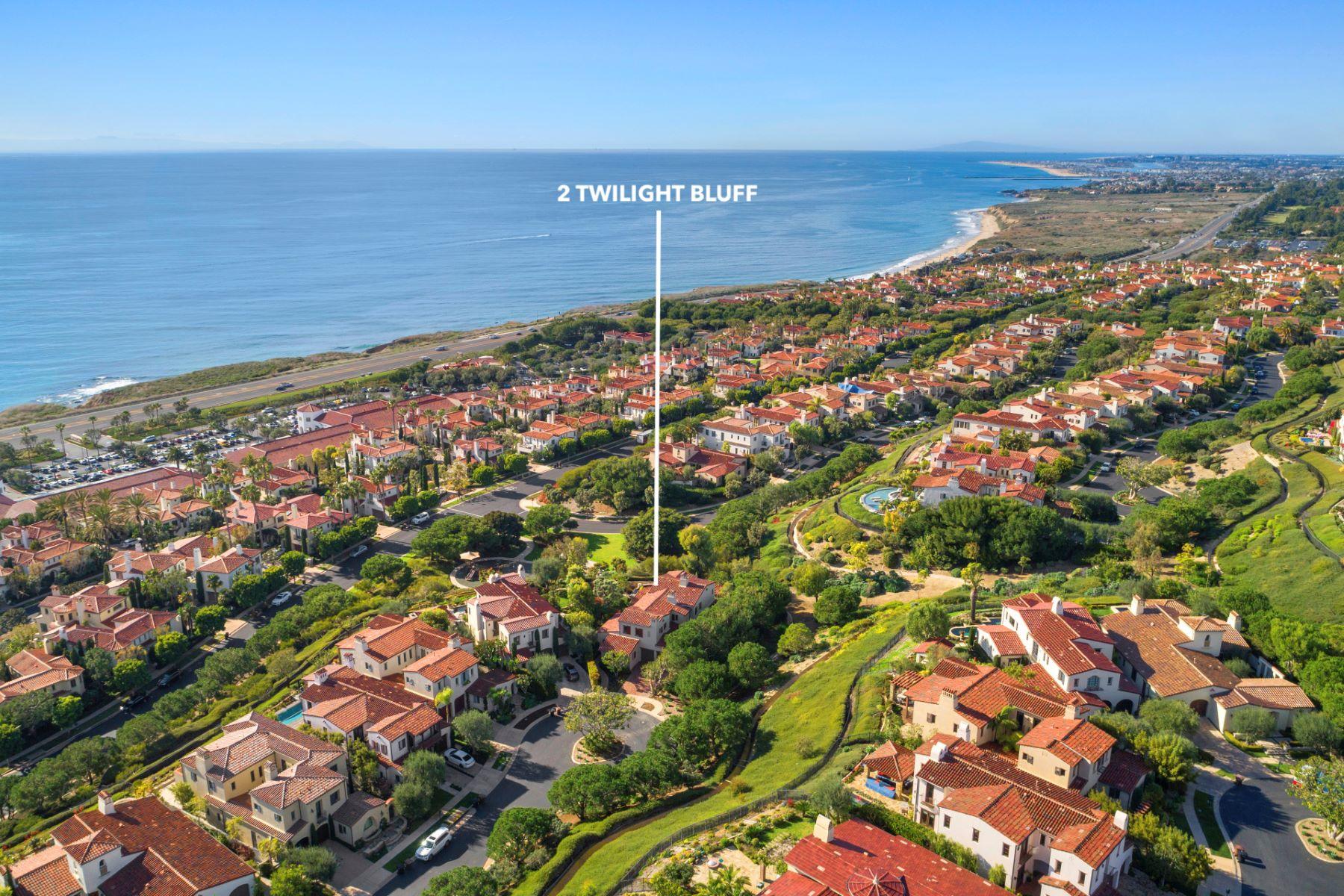 Single Family Homes para Venda às Newport Coast, Califórnia 92657 Estados Unidos