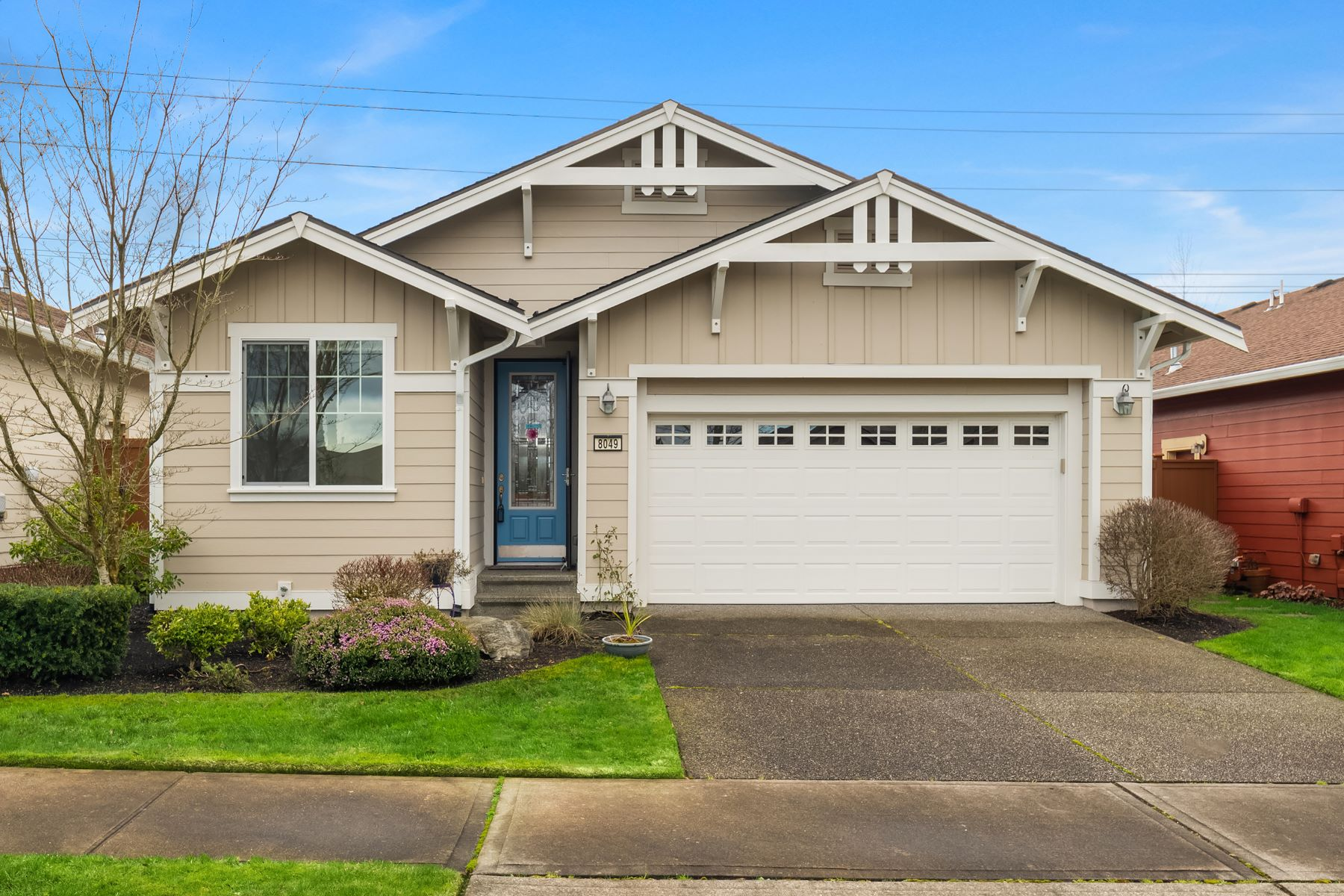Single Family Homes for Sale at Beautiful Updated Jubilee Rambler 8049 Mercer Court NE Lacey, Washington 98516 United States
