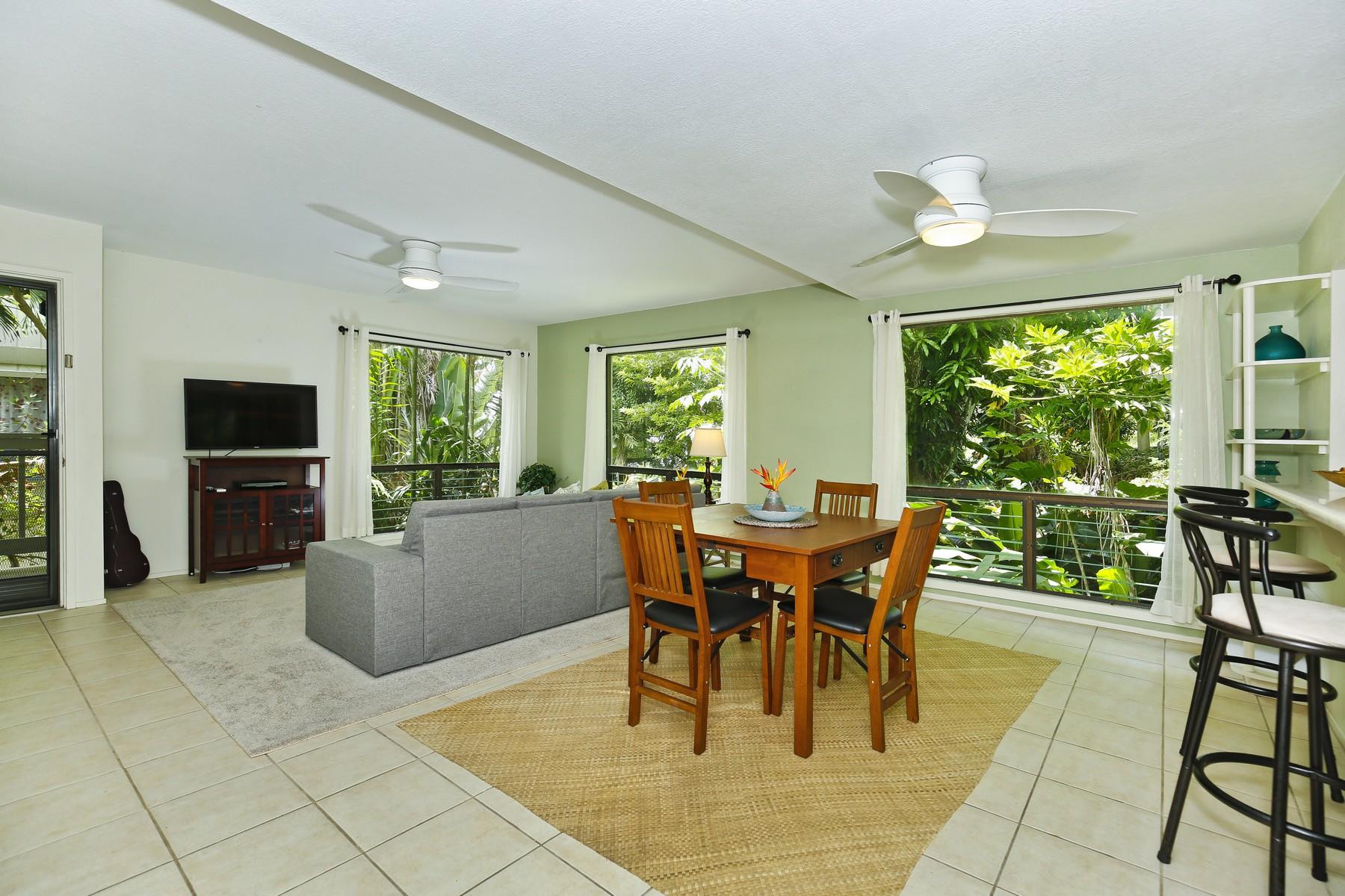 콘도미니엄 용 매매 에 Paradise on Kaneohe Bay 45-180 Mahalani Pl. #9 Kaneohe, 하와이, 96744 미국