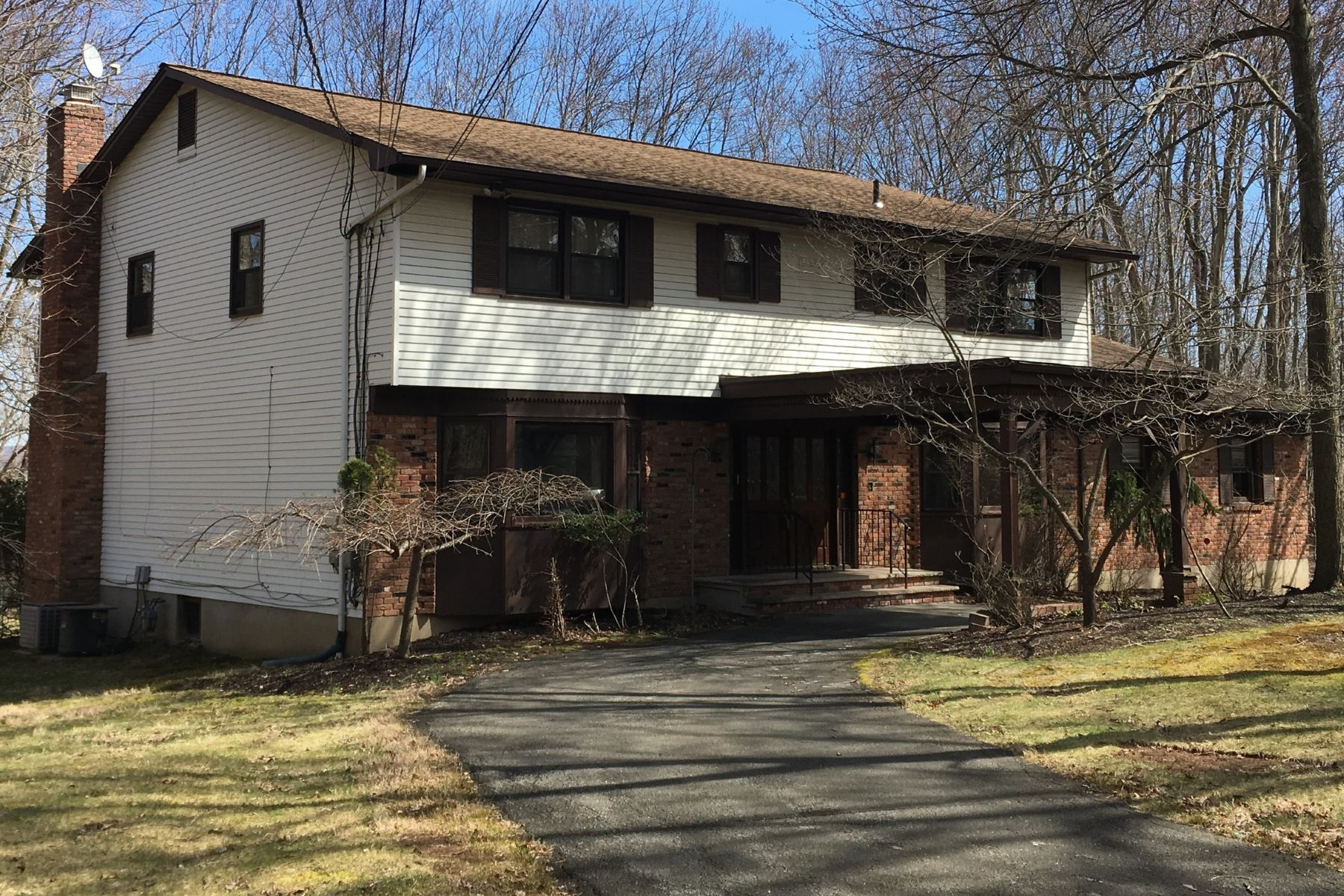 Single Family Home for Sale at Serene Setting 629 North Midland Ave. Upper Nyack, New York, 10960 United States