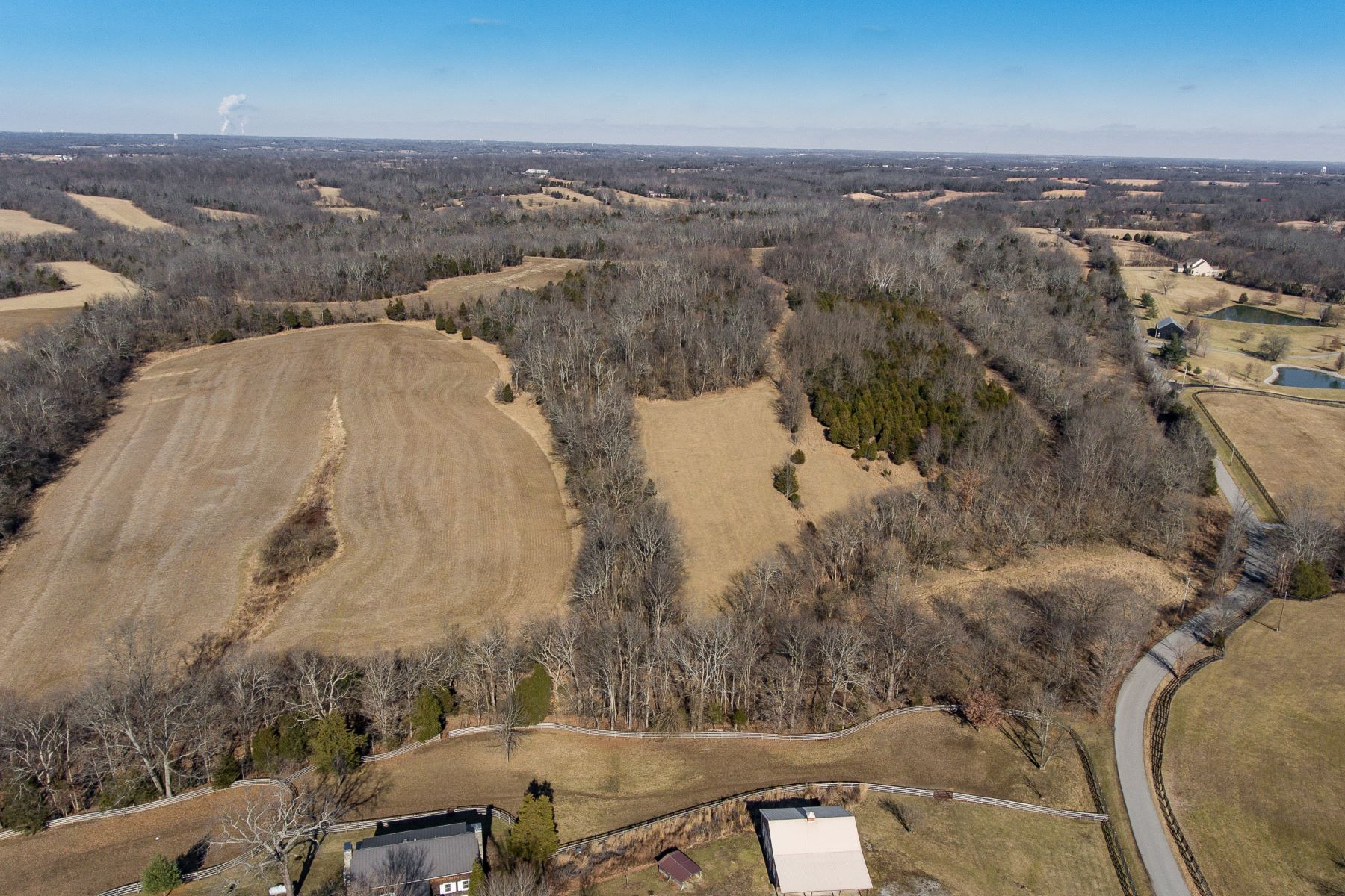 Land for Sale at 2455 B Webb Road 2455 B Webb Road Simpsonville, Kentucky 40067 United States