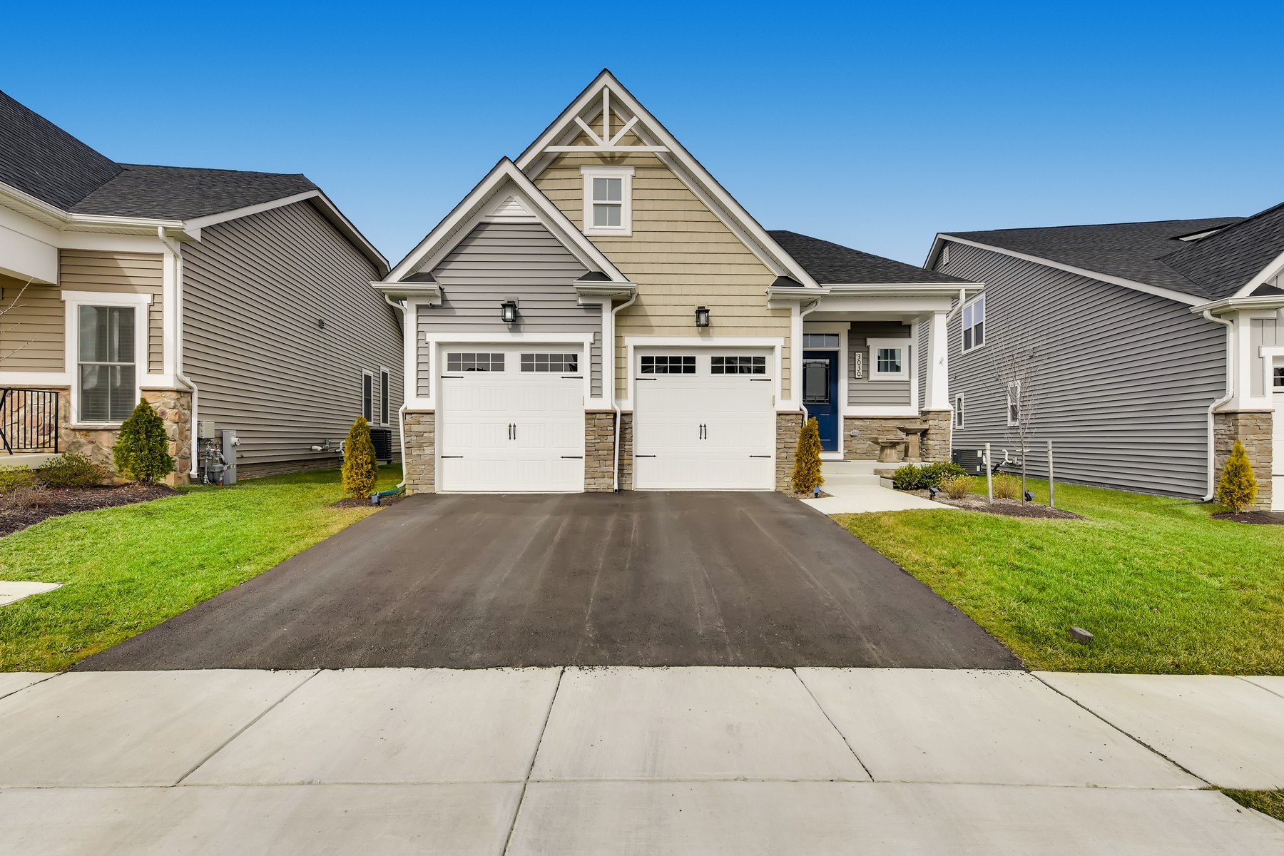 Single Family Homes for Sale at Spectacular New Build 3030 Turnstile Lane Odenton, Maryland 21113 United States