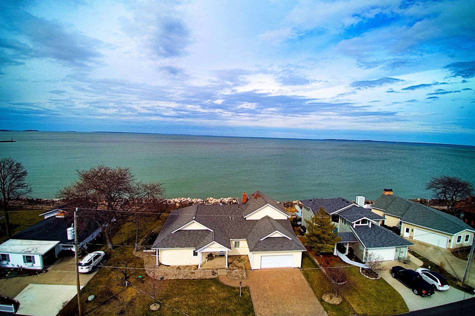 Single Family Homes por un Venta en 8351 Gravel Bar Road Marblehead, Ohio 43440 Estados Unidos
