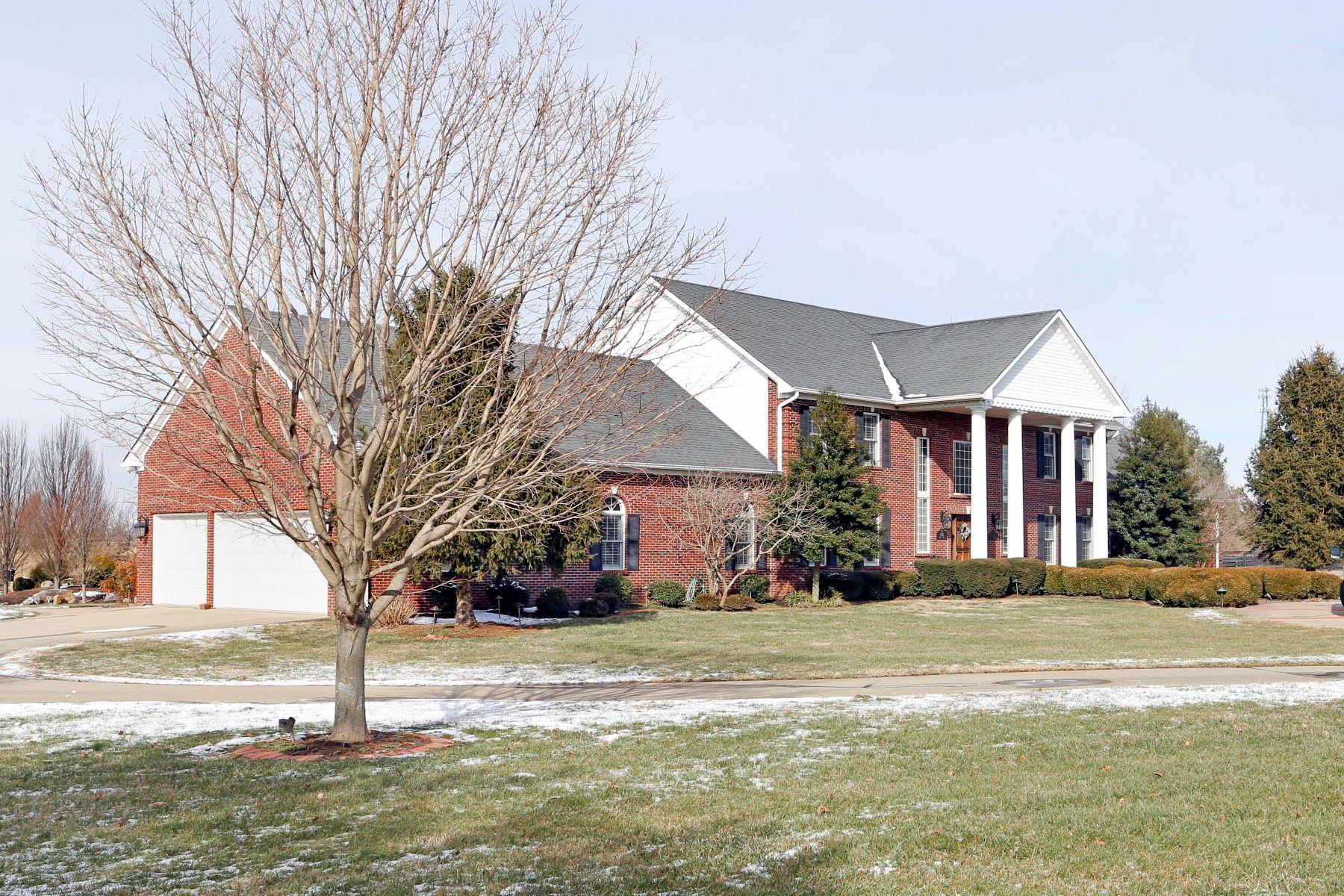 Ferme / Ranch / Plantation pour l Vente à 5361 Paris Pike Lexington, Kentucky 40511 États-Unis