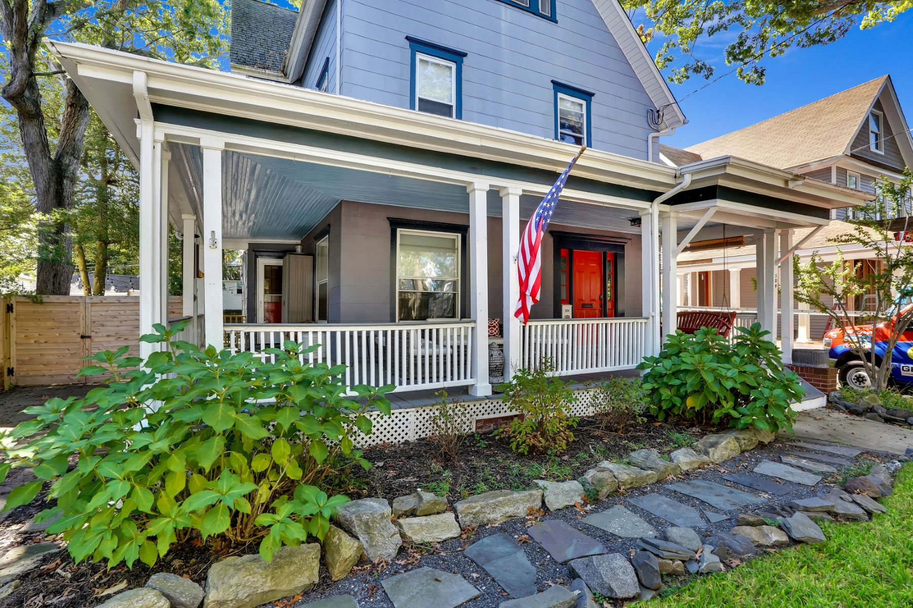 Single Family Homes for Sale at Single or Multi Family in Asbury Park 504 7th Avenue Asbury Park, New Jersey 07712 United States