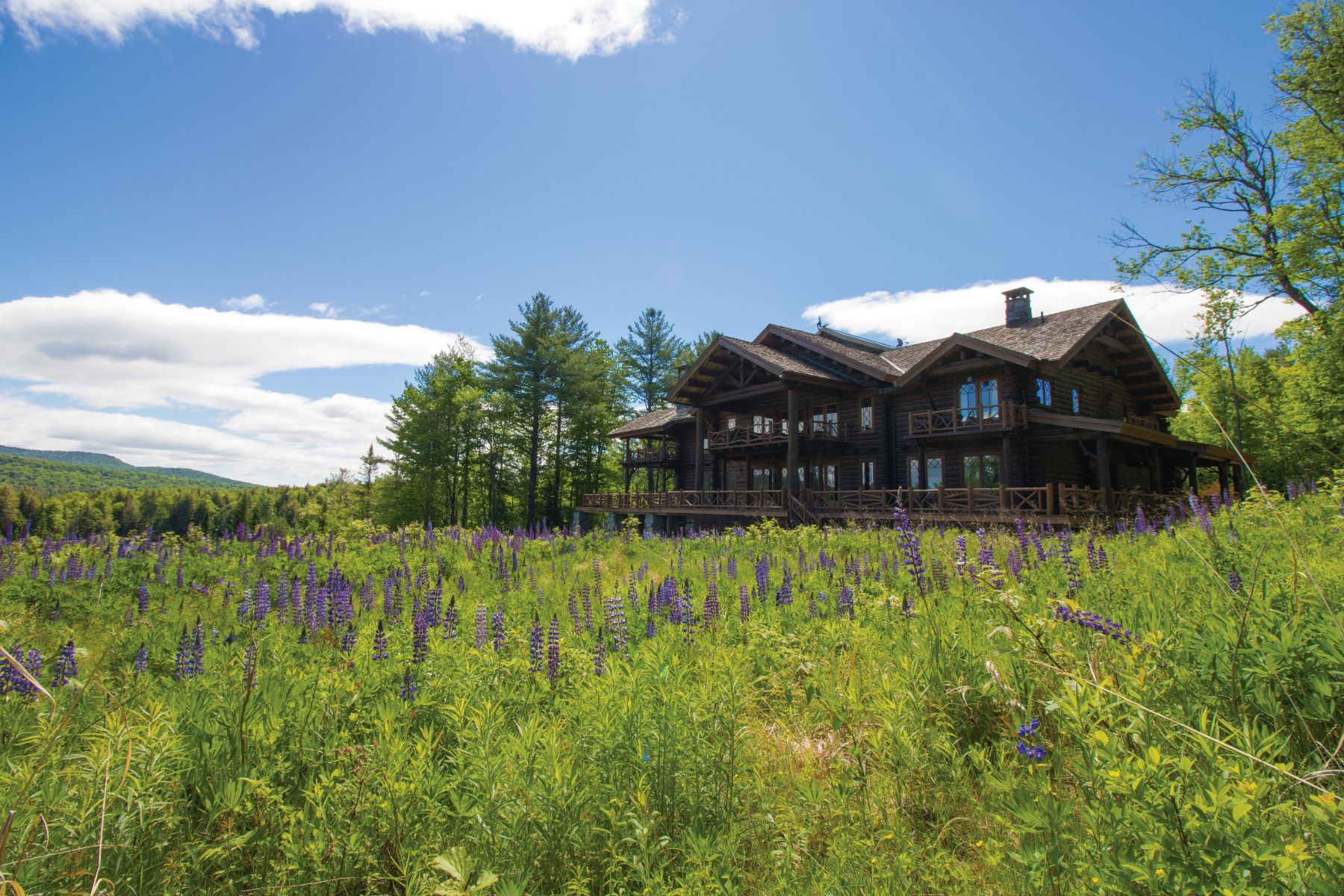 Single Family Homes for Sale at Skye Notch 490 Loch Muller Rd Schroon Lake, New York 12870 United States