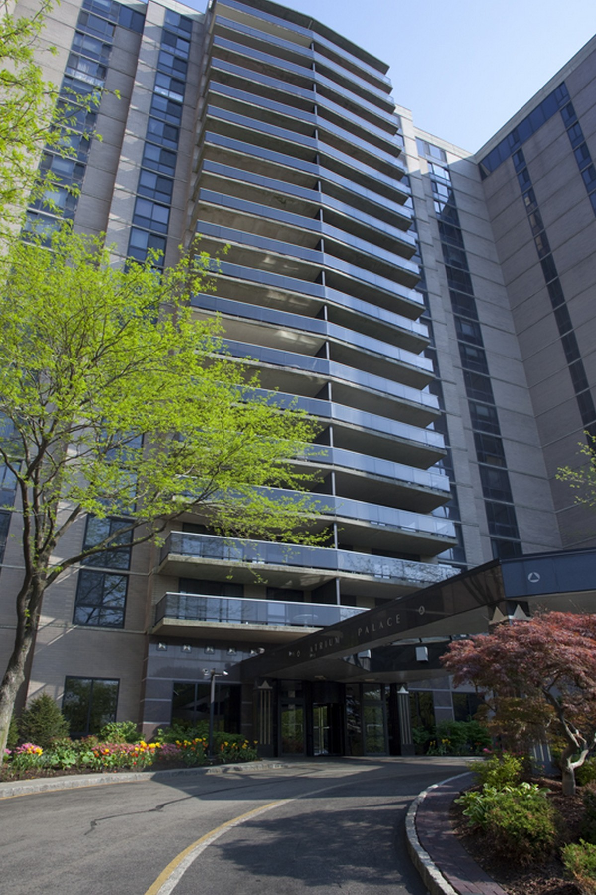 Condominium for Sale at The Atrium 1512 Palisade Avenue, #PHL Fort Lee, New Jersey 07024 United States